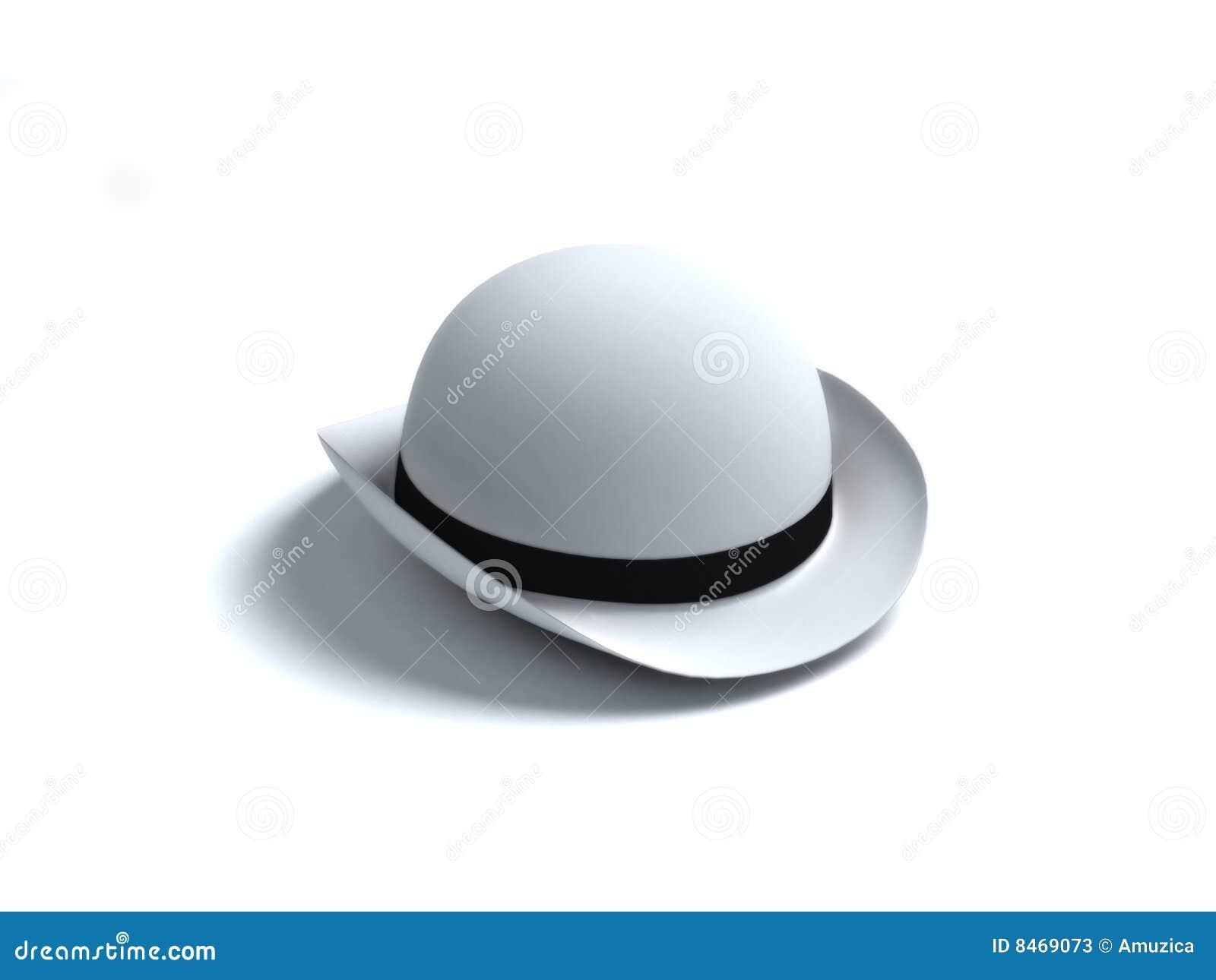 Derby hattwhite
