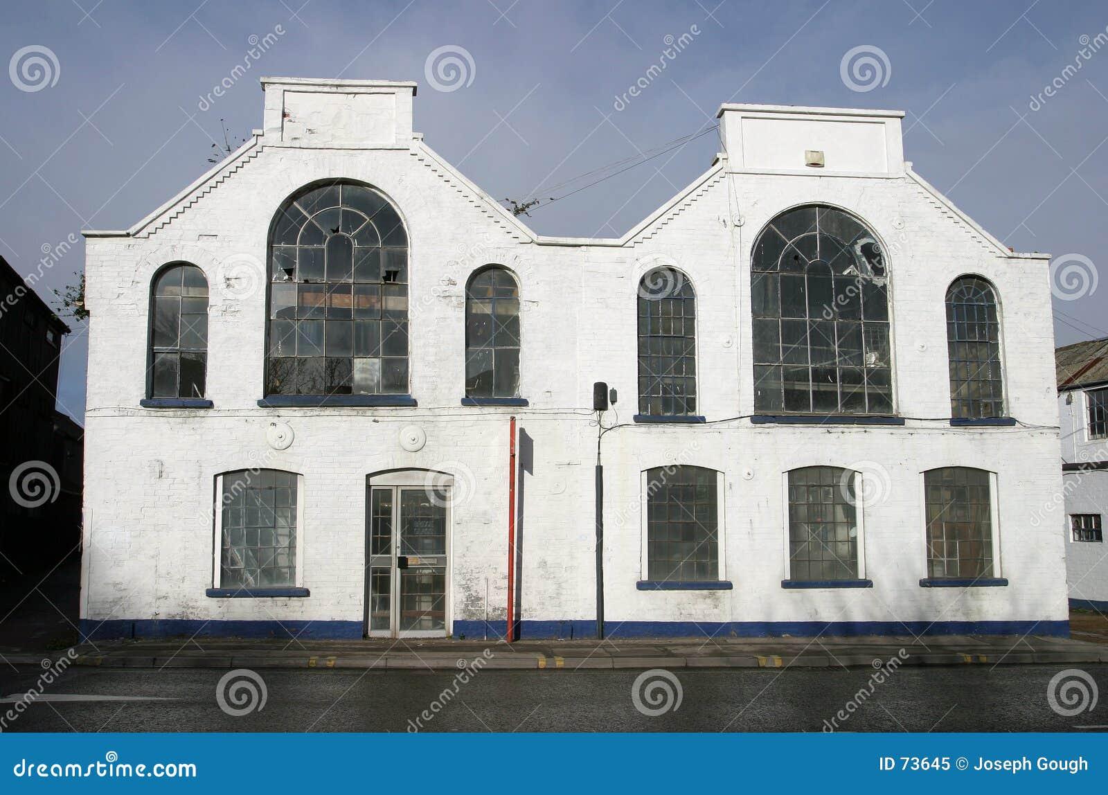 Derelict здания