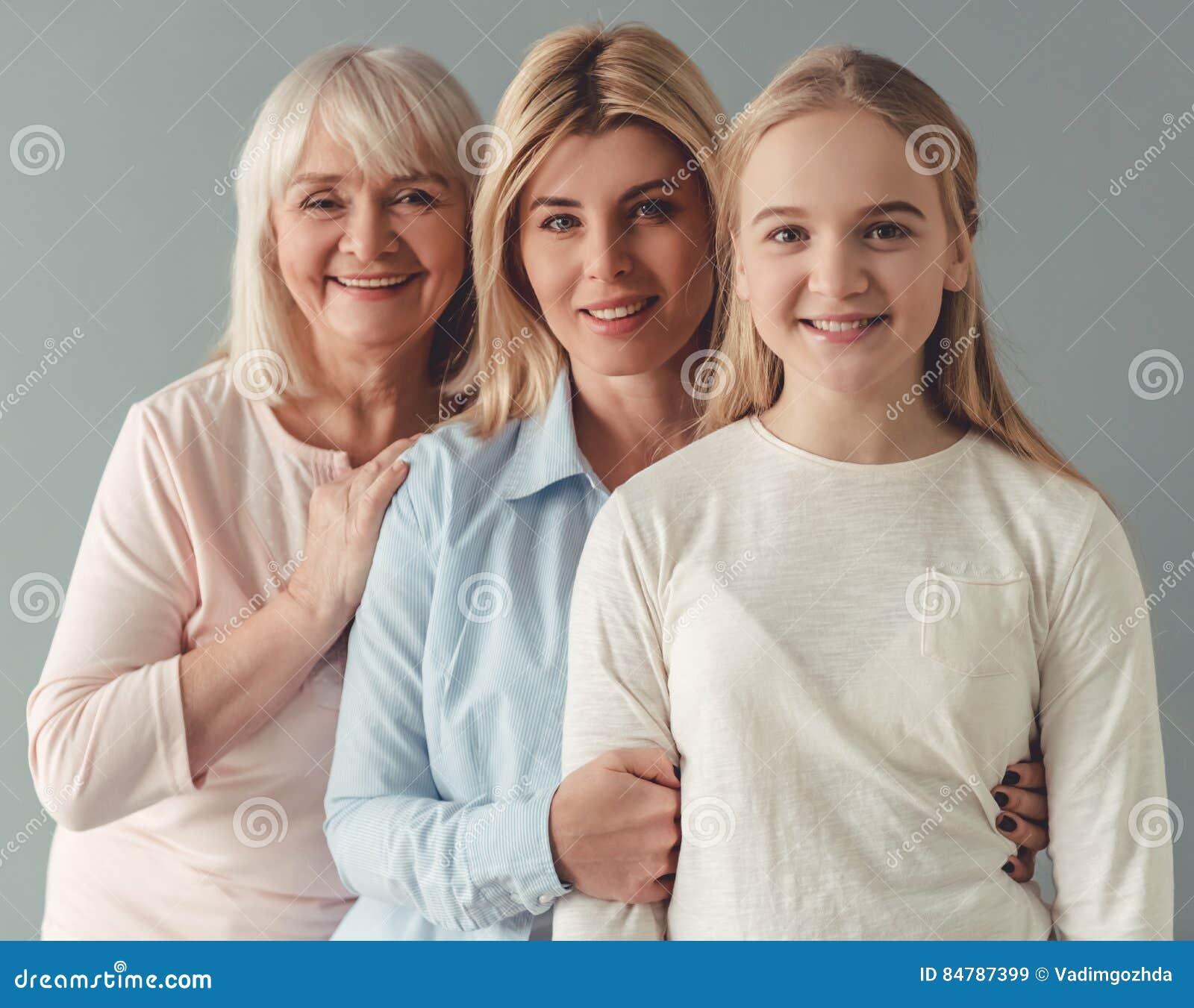 Derivato, mamma e nonna