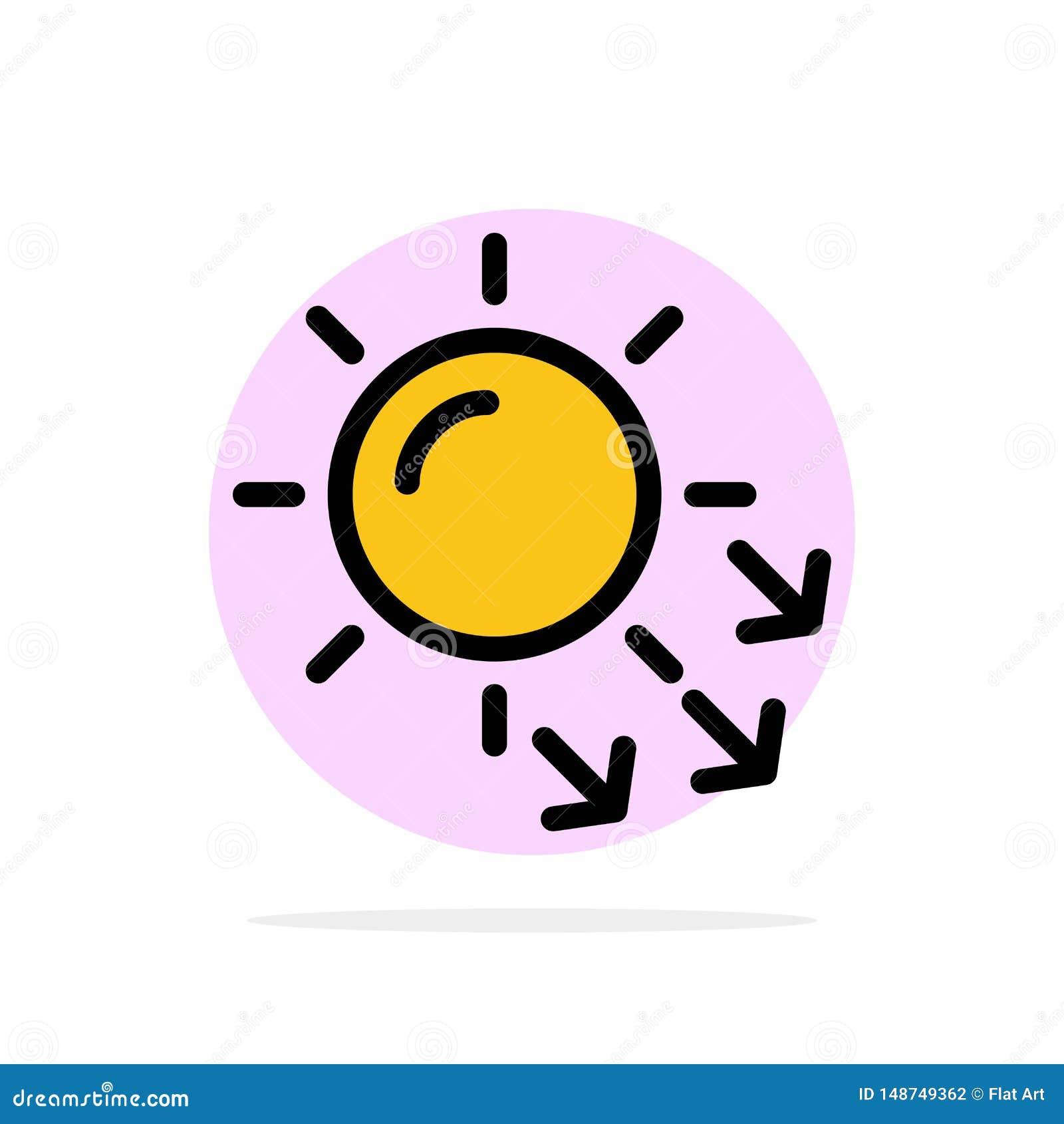 Dermatologie, trockene Haut, Haut, flache Ikone Farbe Hautpflege-des abstrakten Kreis-Hintergrundes