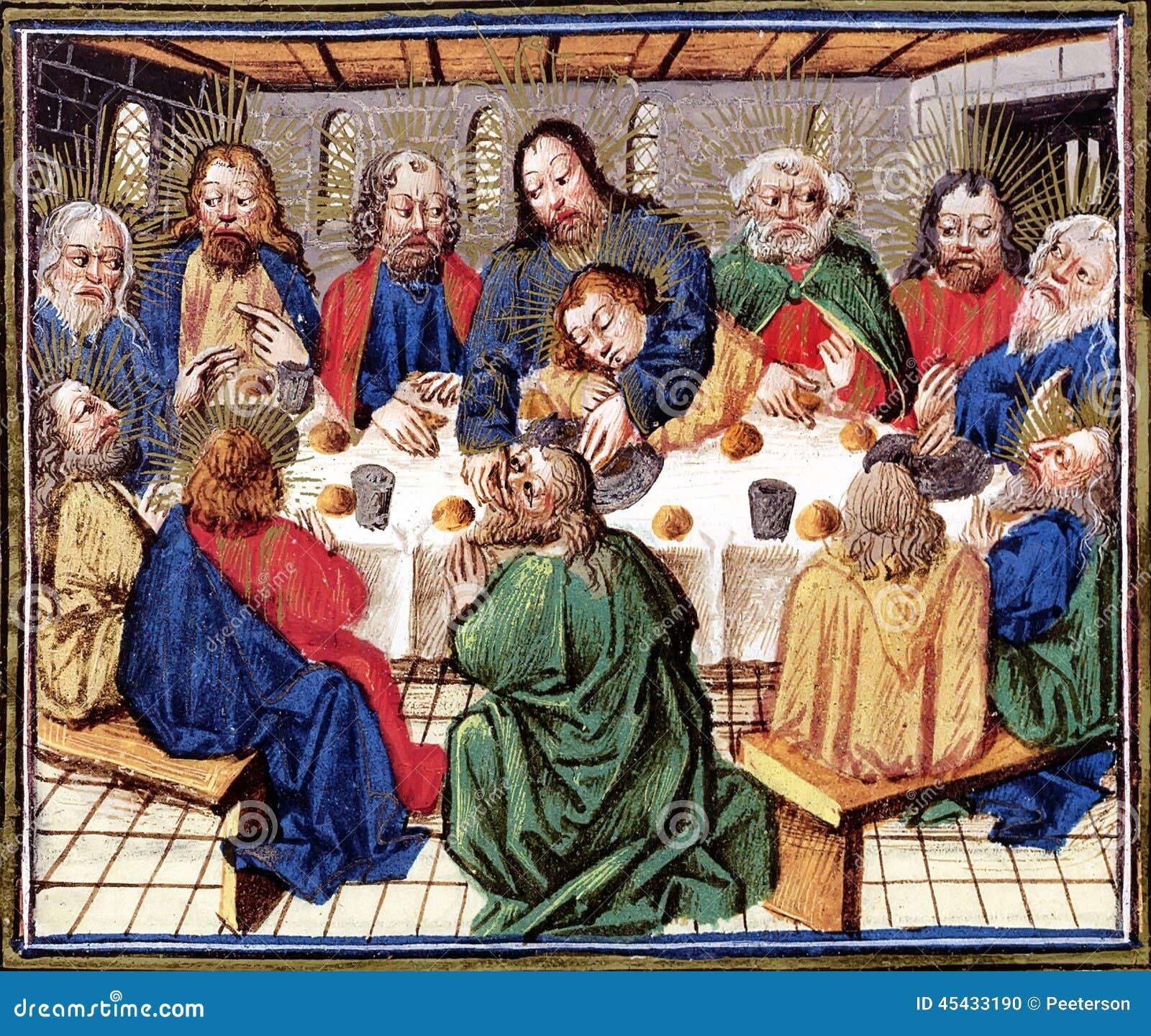 Dernier dîner du Christ