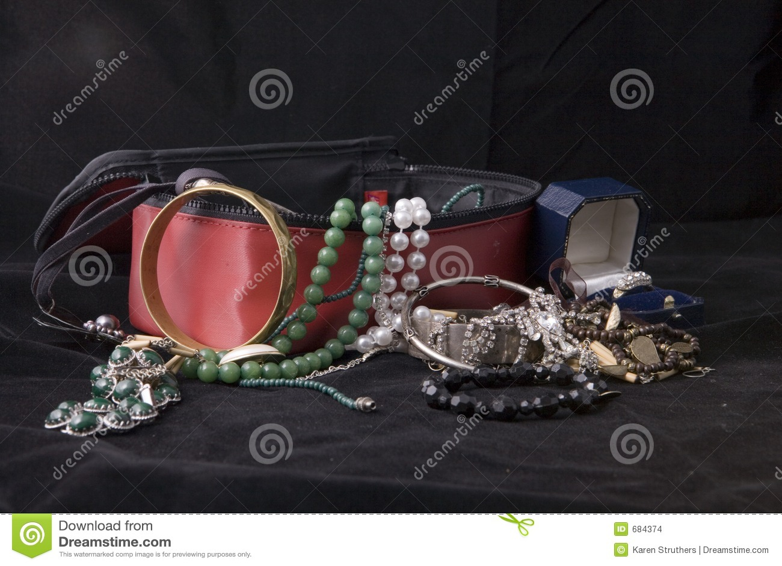 Derramamento jewellry