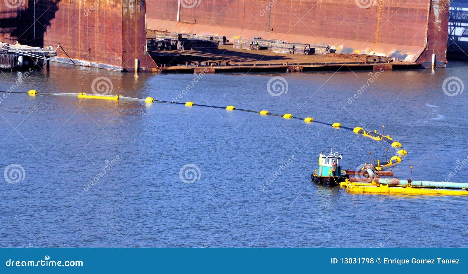 Derramamiento de petróleo
