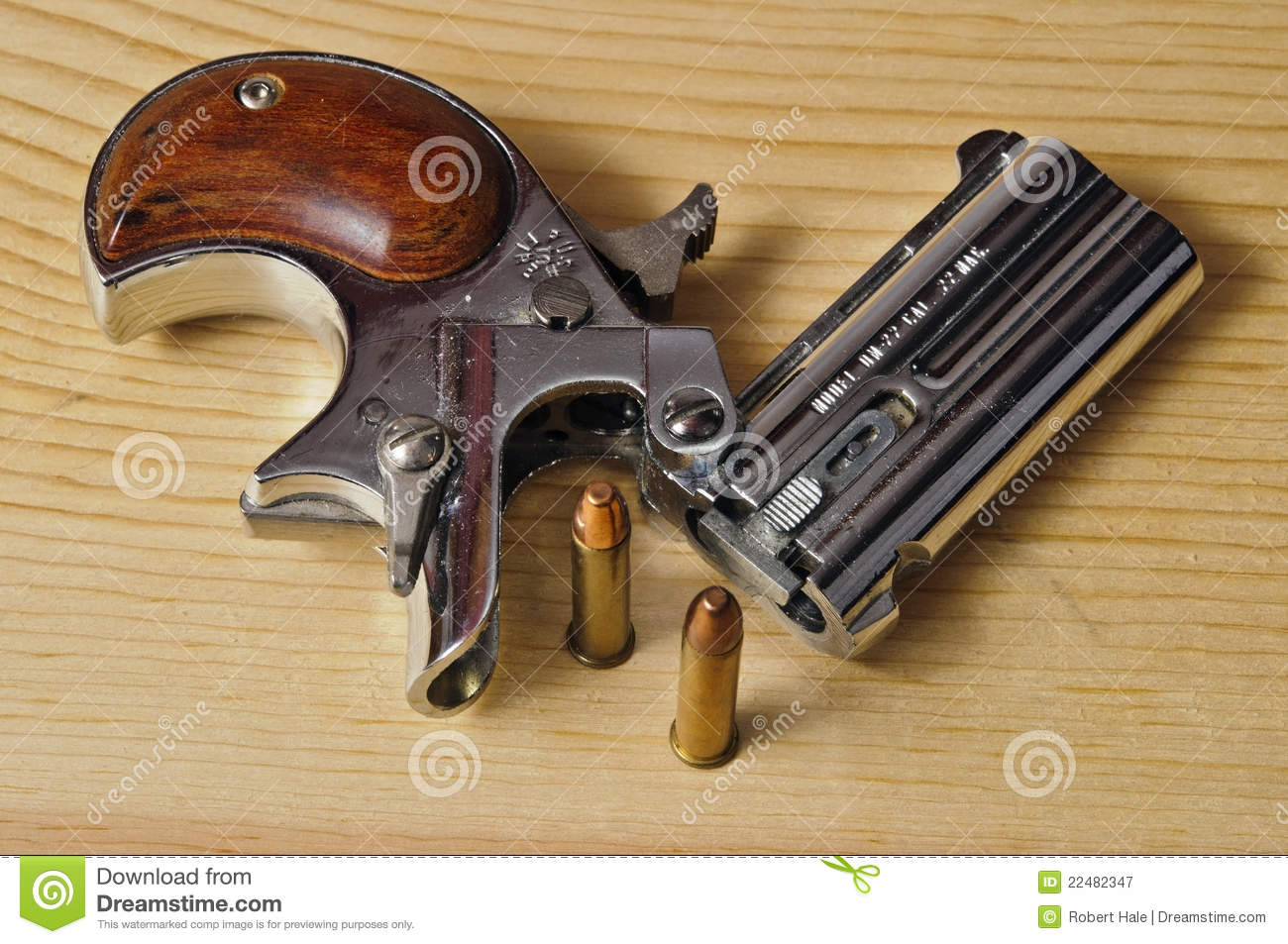 Derringer Royalty Free Stock Photography Image 22482347