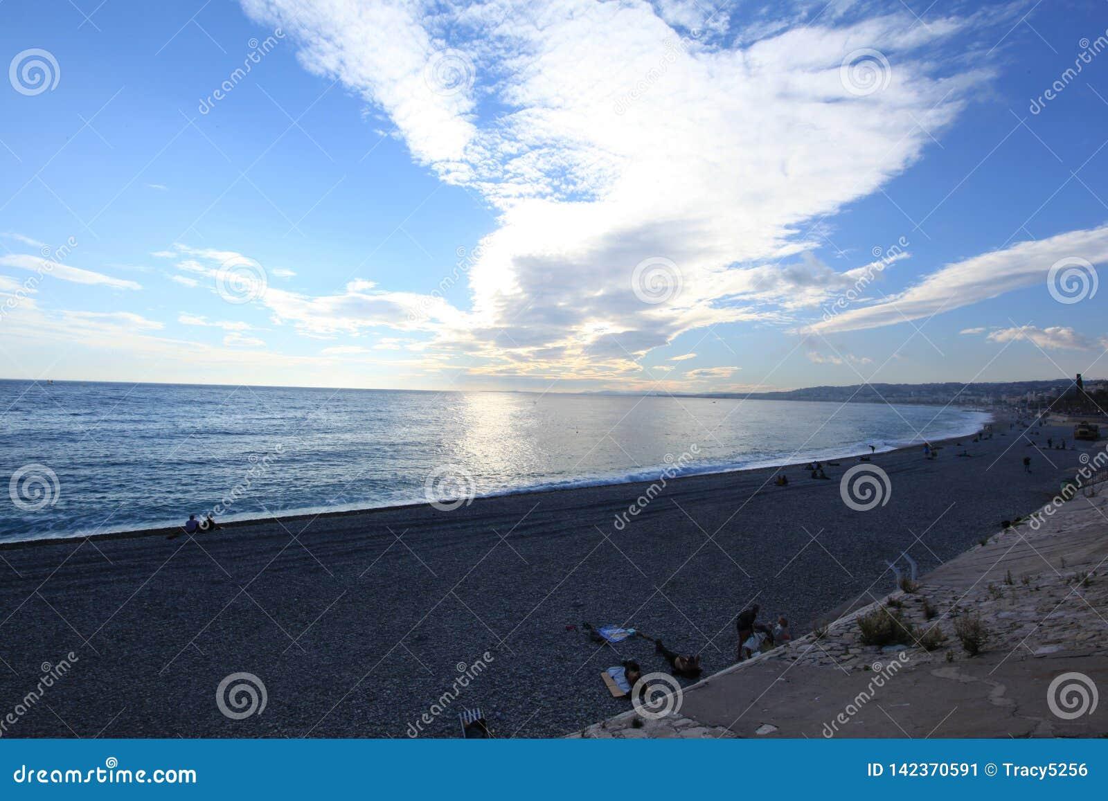 DES Anges Blue Coast de Cote d 'Azur la Baie