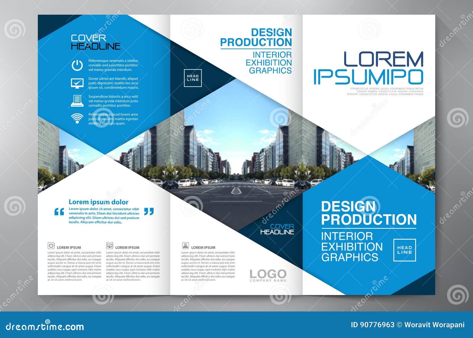 Fantastisch Z Falten Broschüre Vorlage Bilder - Beispiel Business ...