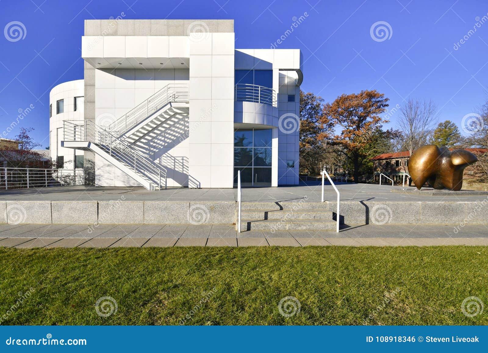 Des Moines Art Center Iowa, de V.S.