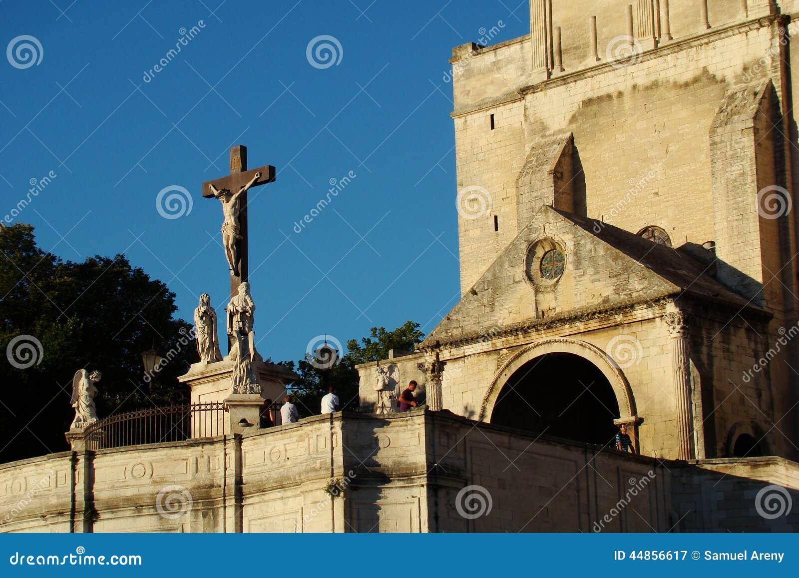 DES Papes de Palais en Avignon