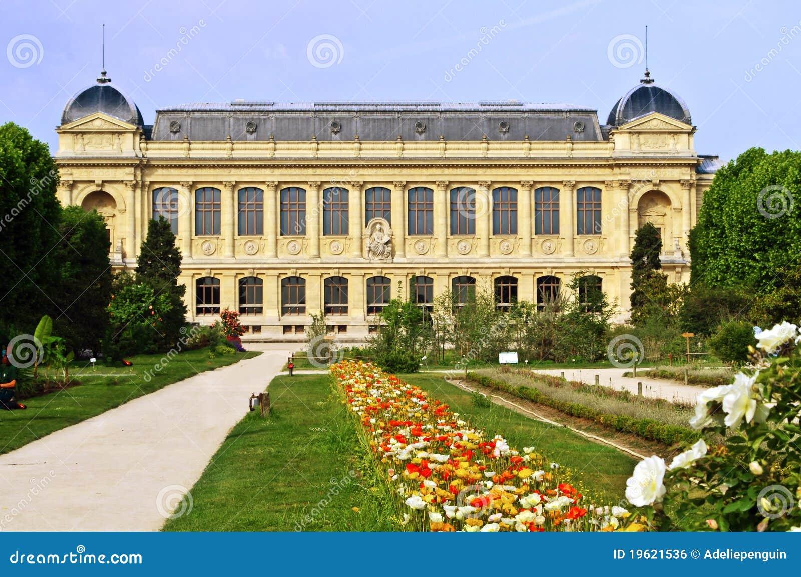 DES Plantes, Paris de Jardin