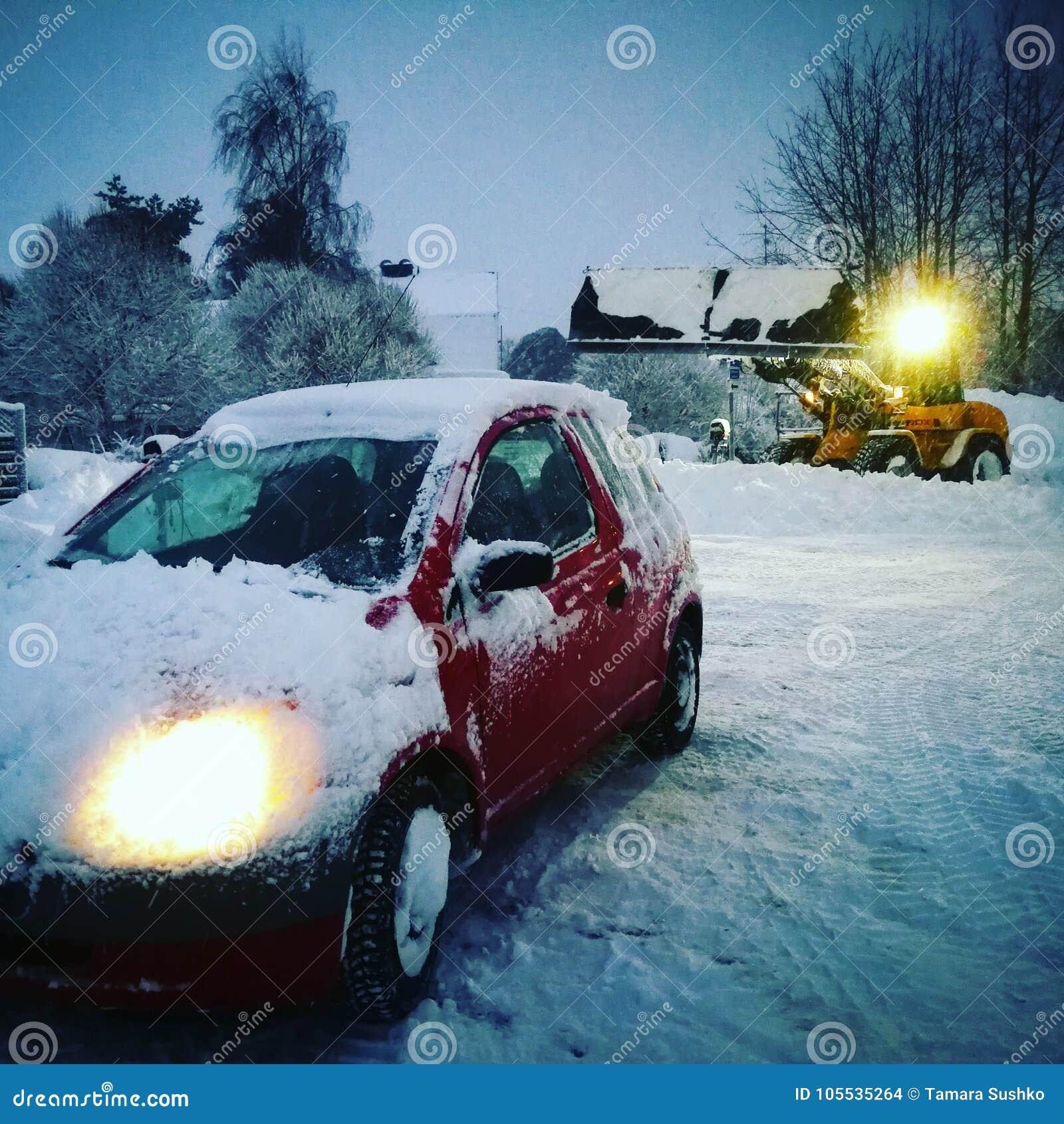 Desafíos de la nieve en Suecia
