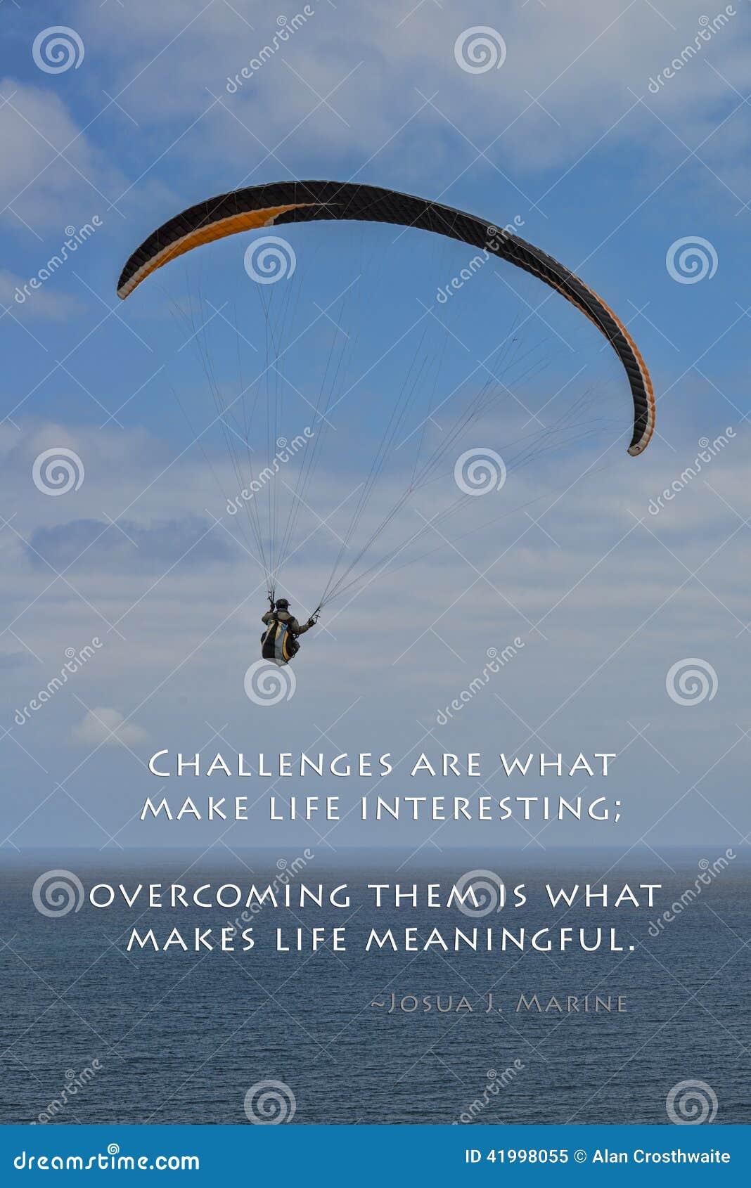 Desafíos y ala flexible