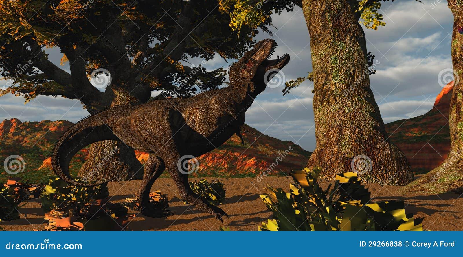 Desafio de T-Rex