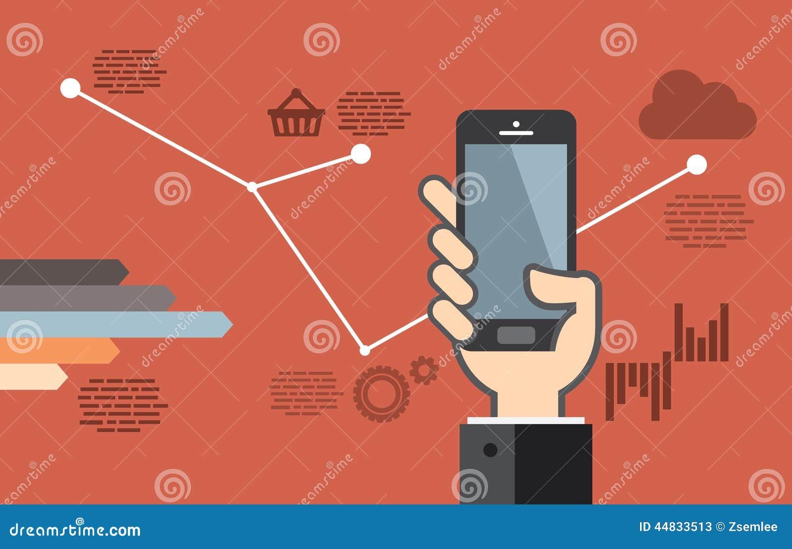 Desarrollo de aplicación móvil o programación del app del smartphone