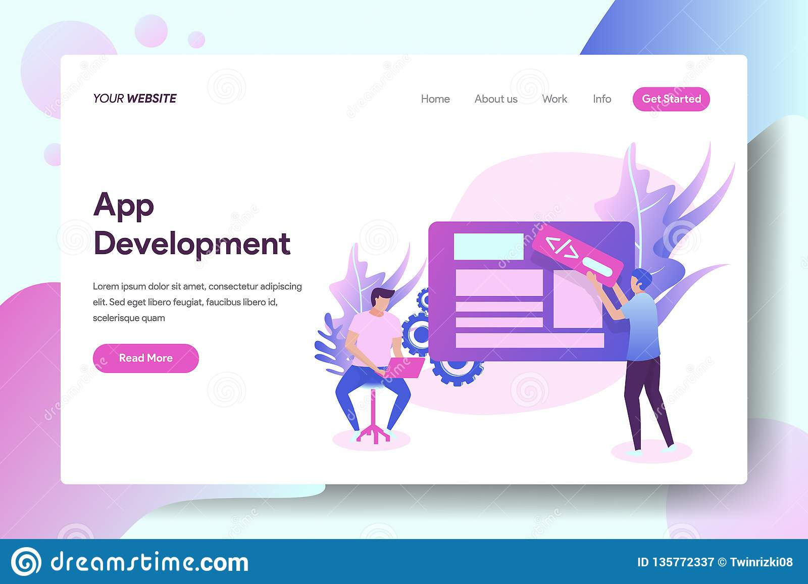 Desarrollo del App