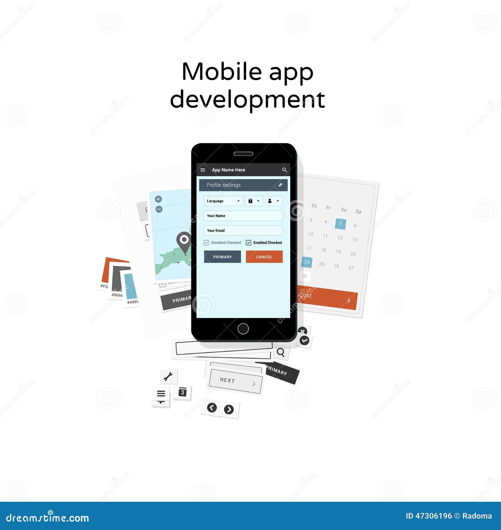 Desarrollo móvil del app