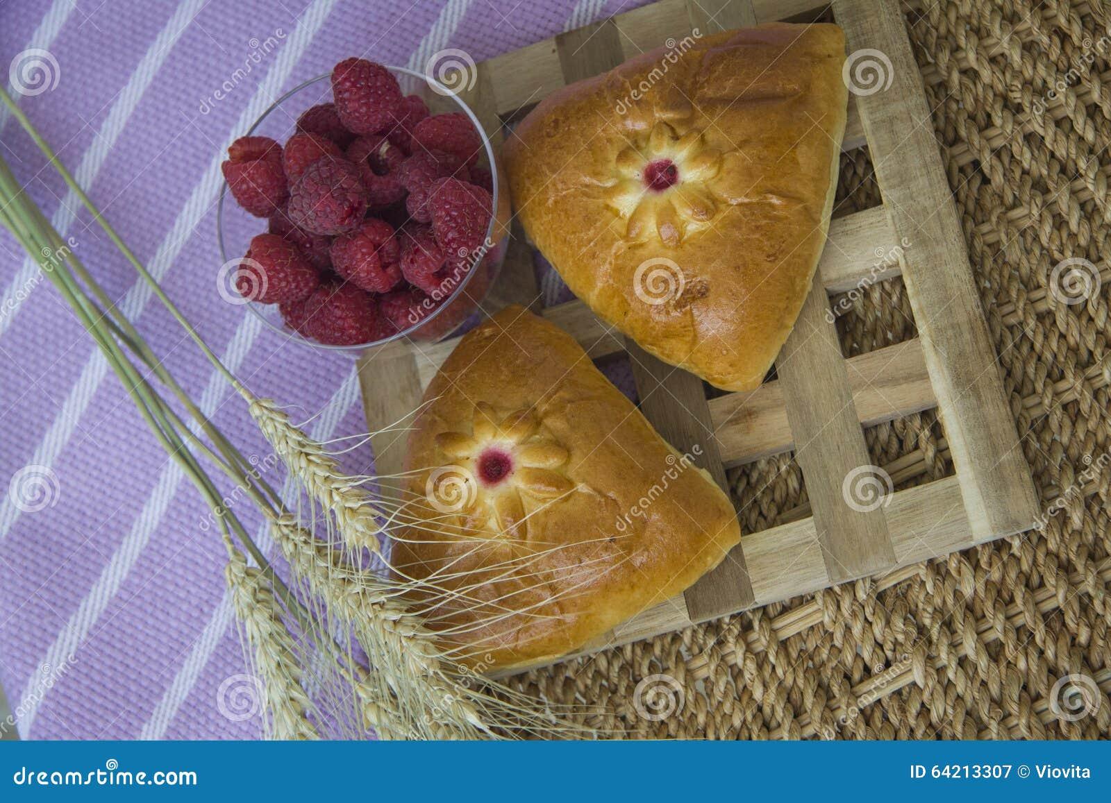 Desayuno con volúmenes de ventas cocidos