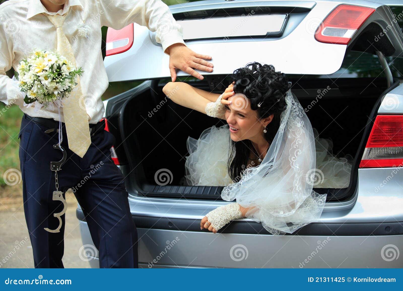 Descarga da noiva prisioneira