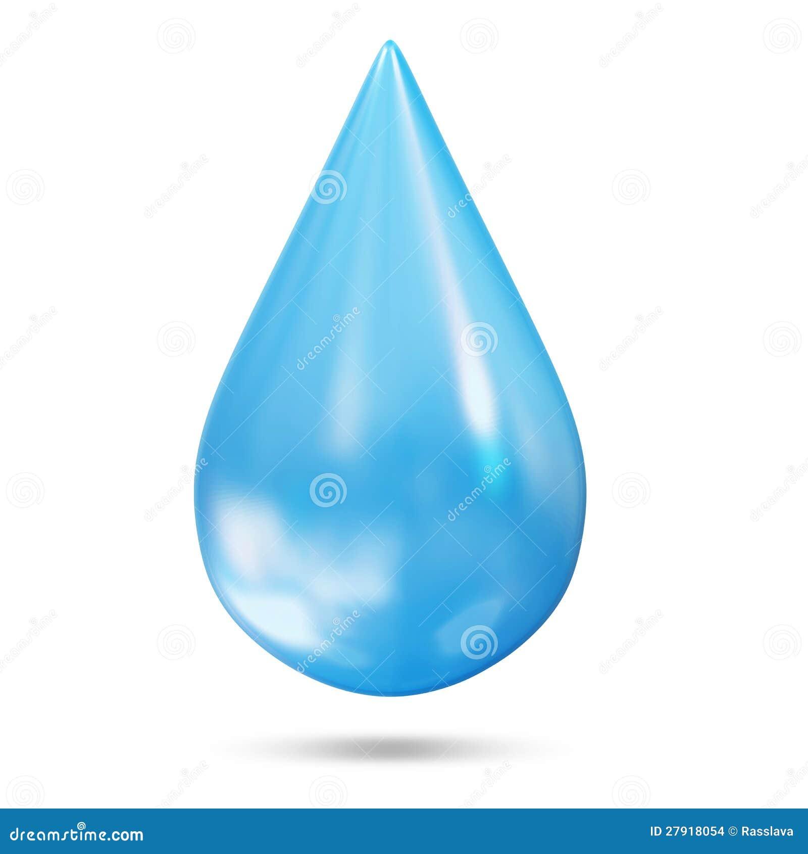Descenso del agua potable imagenes de archivo imagen for Agua potable