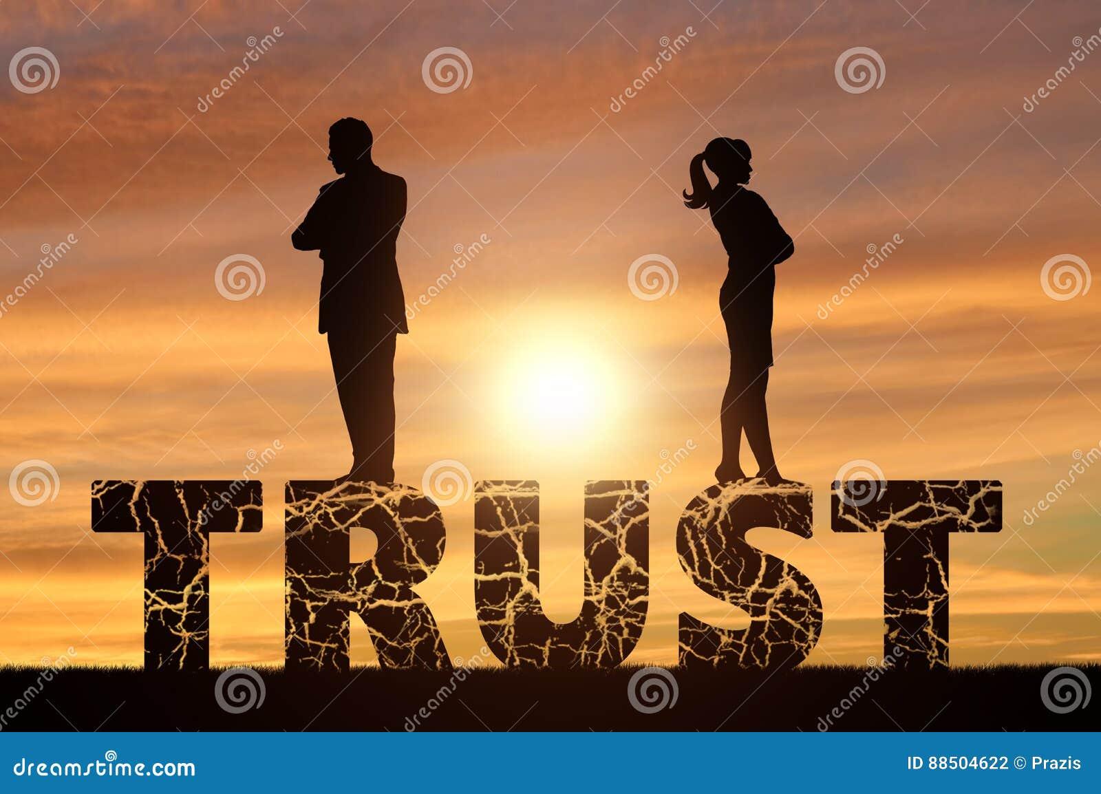 Desconfianza y traición en la familia