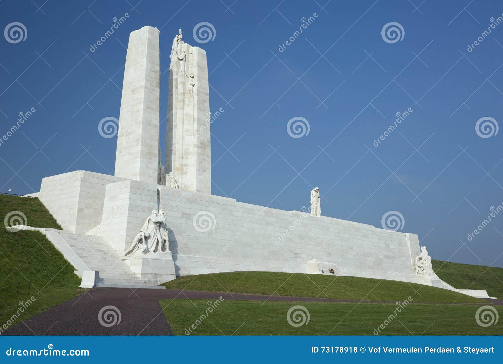 Descripción del Vimy Ridge Memorial