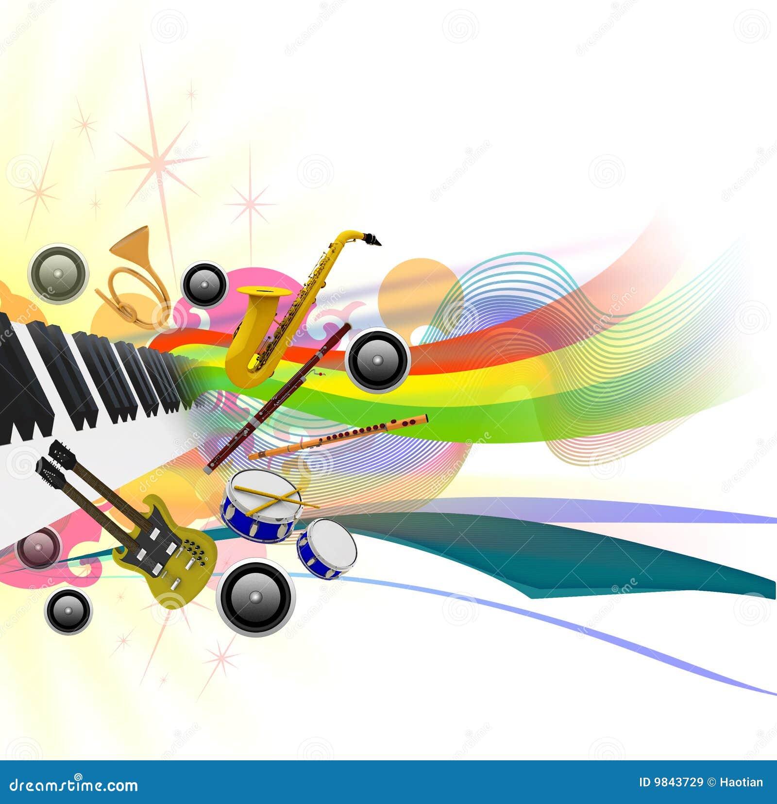 Descripteur 1 De Festival De Musique Images Libres De