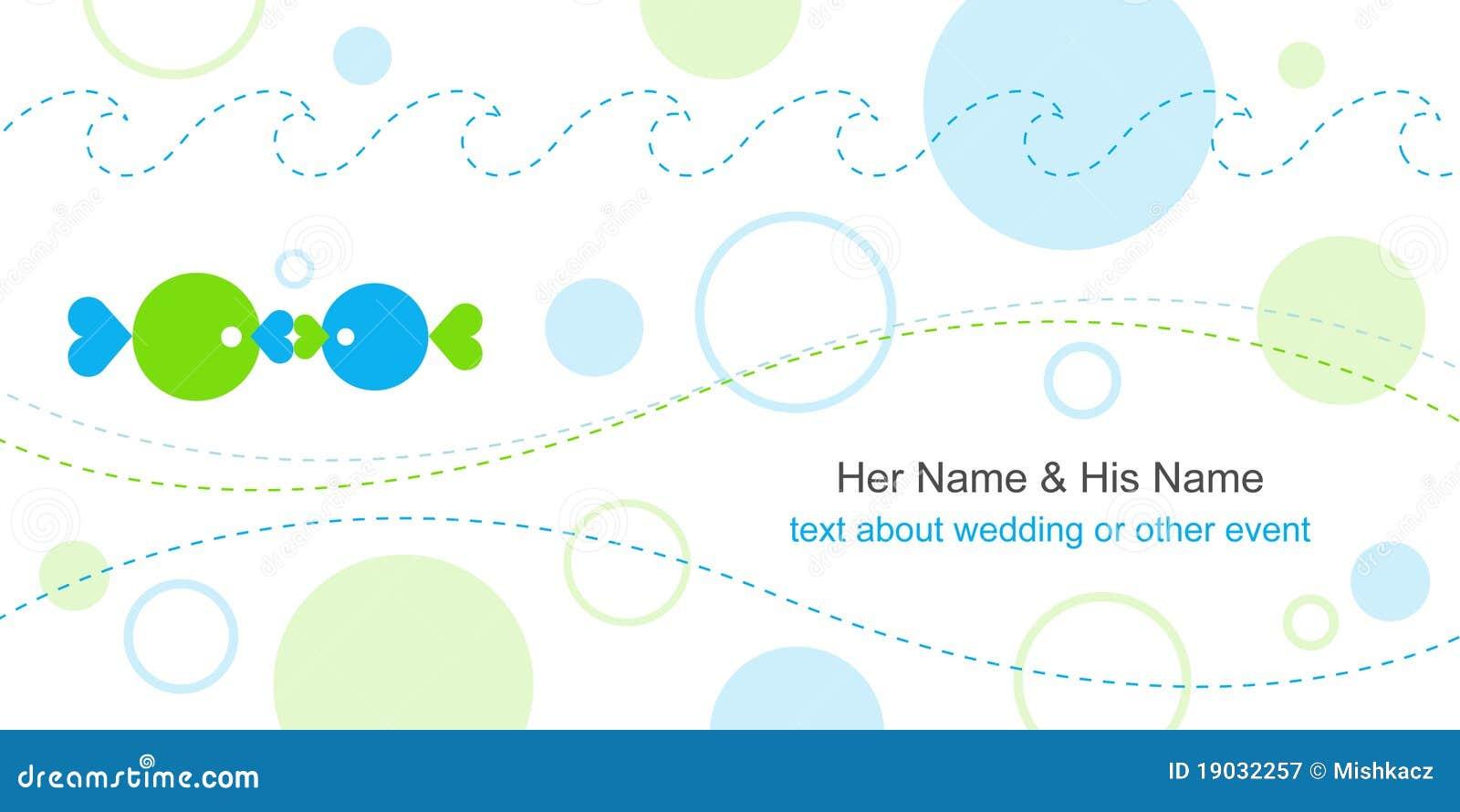 Descripteur de carte de mariage