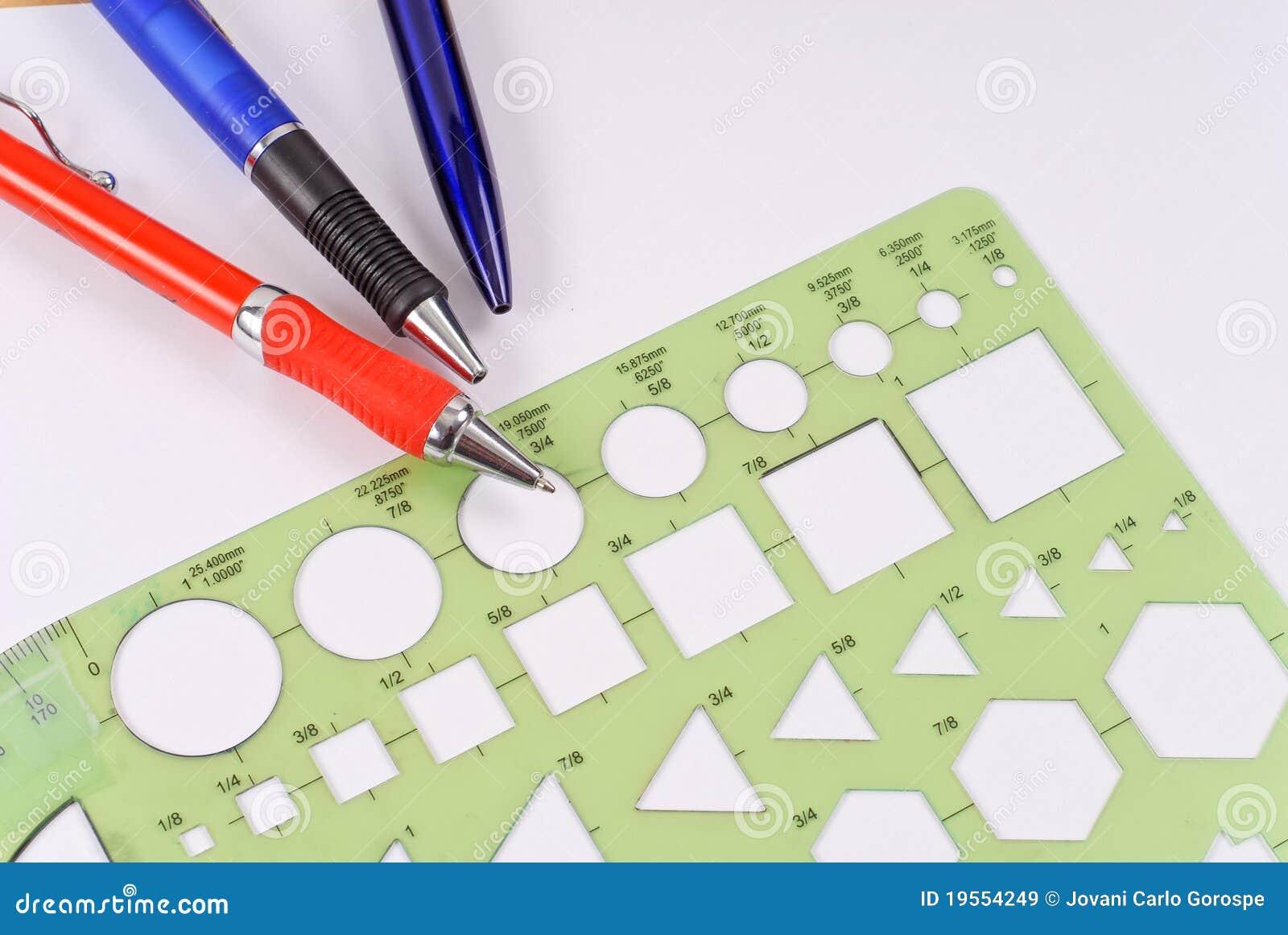 Descripteur g om trique de pochoir images libres de droits for Pochoir geometrique