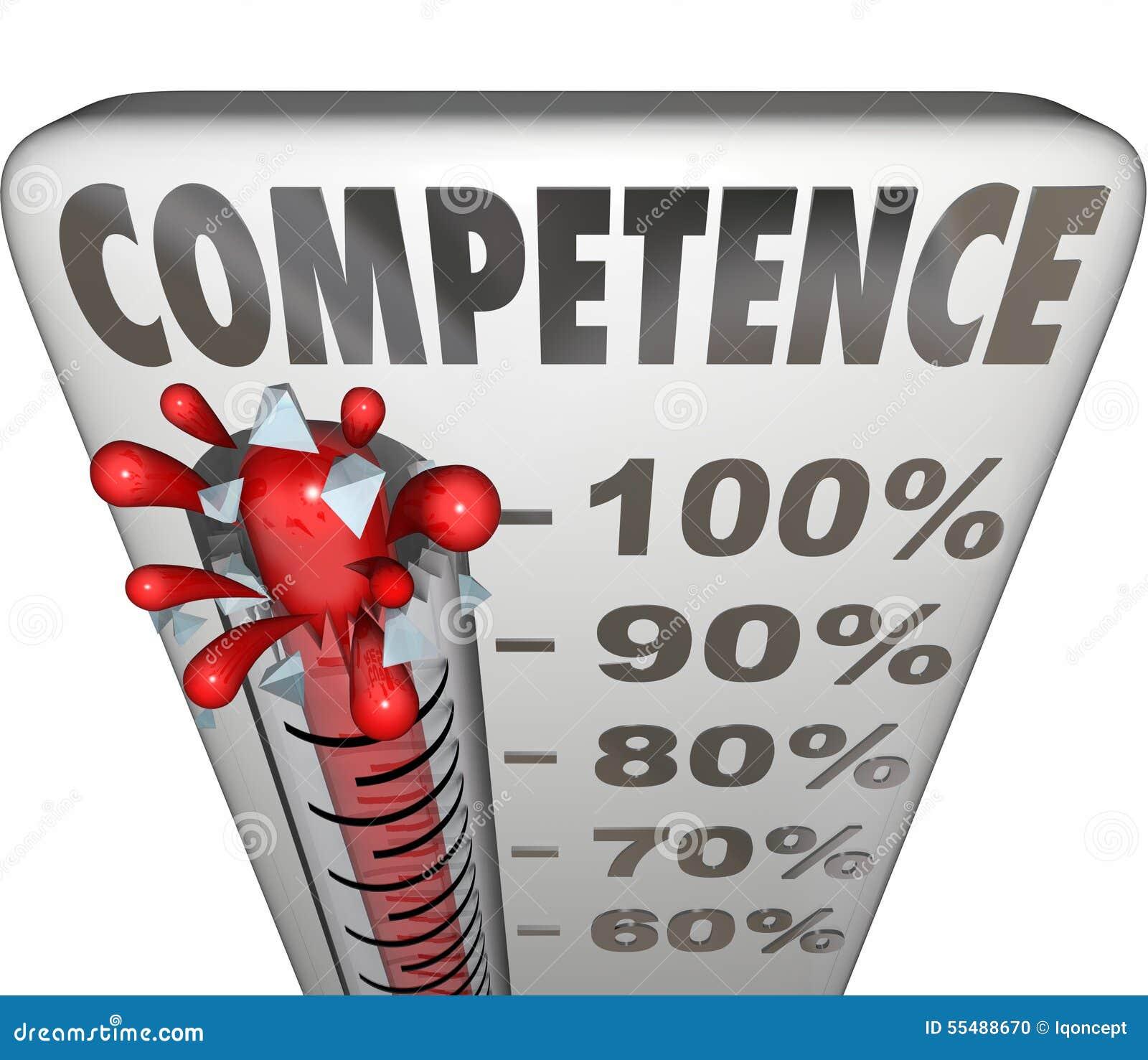 Desempenho seguro Theremometer Measurem da capacidade da competência