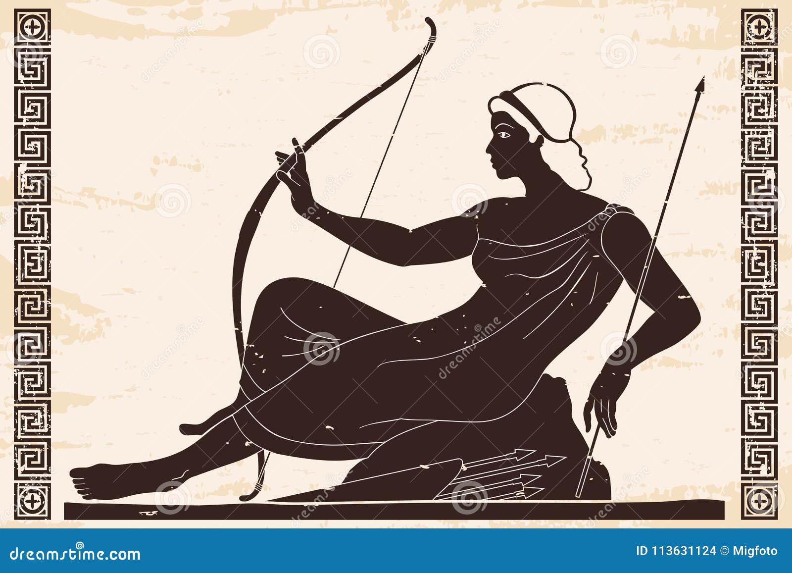 Desenho do grego clássico
