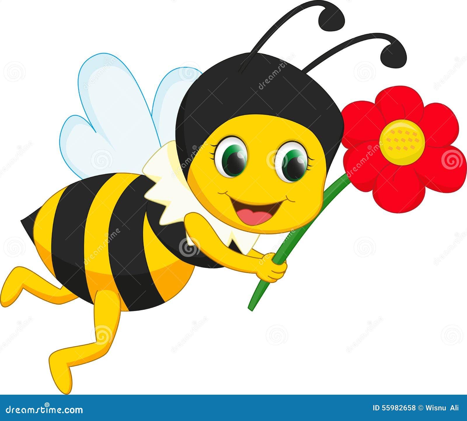 Novo Desenhos Para Colorir Abelha E Flor Melhores Casas De Todas