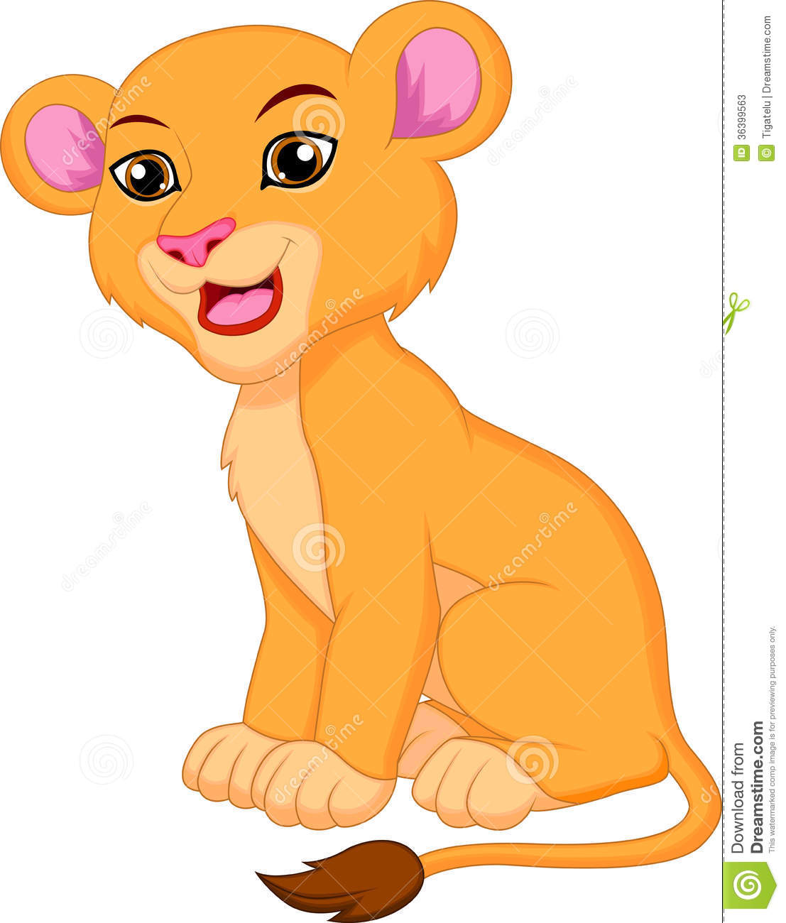 the lion king baby kiara