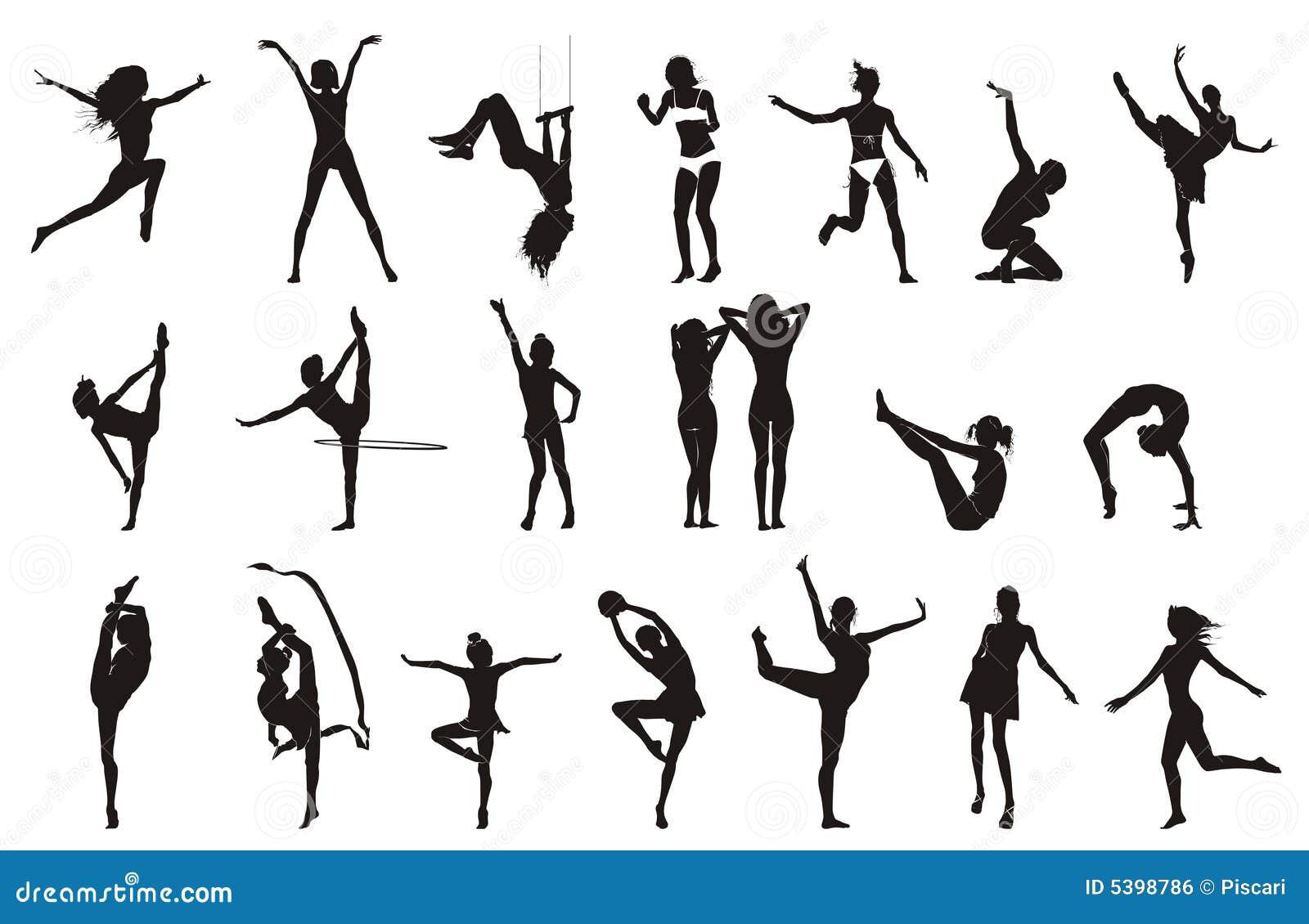 La Fitness Floor Plan Desenhos Gin 225 Sticos F 234 Meas Do Pose Imagem De Stock Royalty