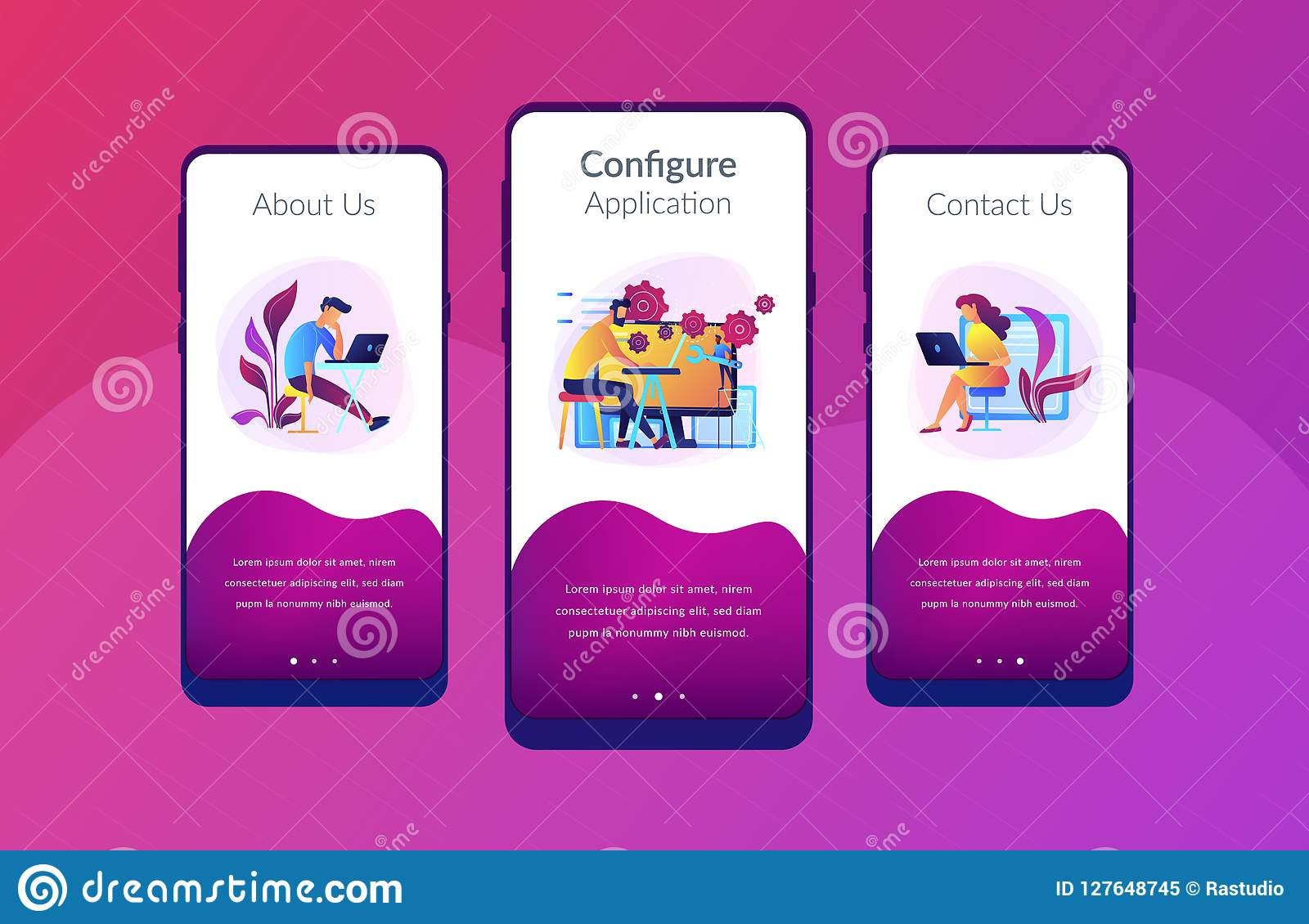Desenvolvimento do back-end ele molde da relação do app