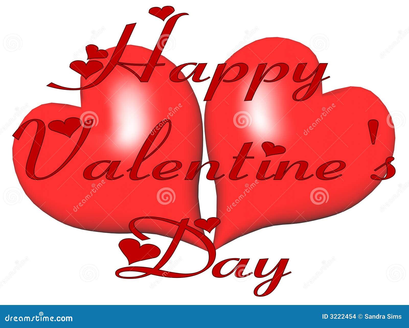 Deseo de la tarjeta del día de San Valentín