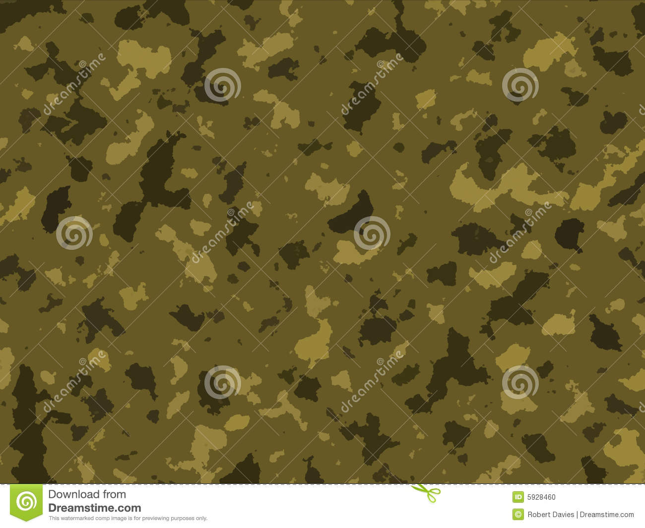 Desert Army Camouflage Background Texture Design Stock ...