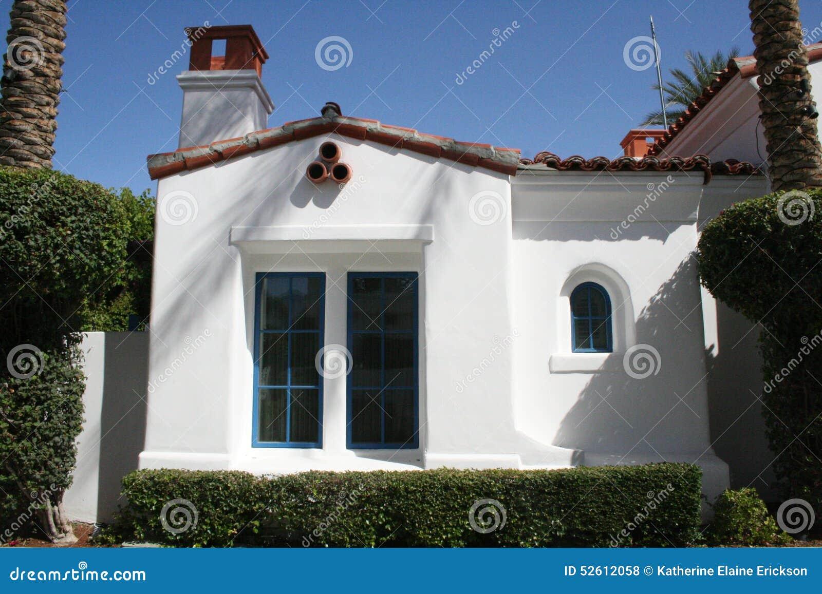 Download Desert Bungalow stock photo. Image of rental, rooftop - 52612058
