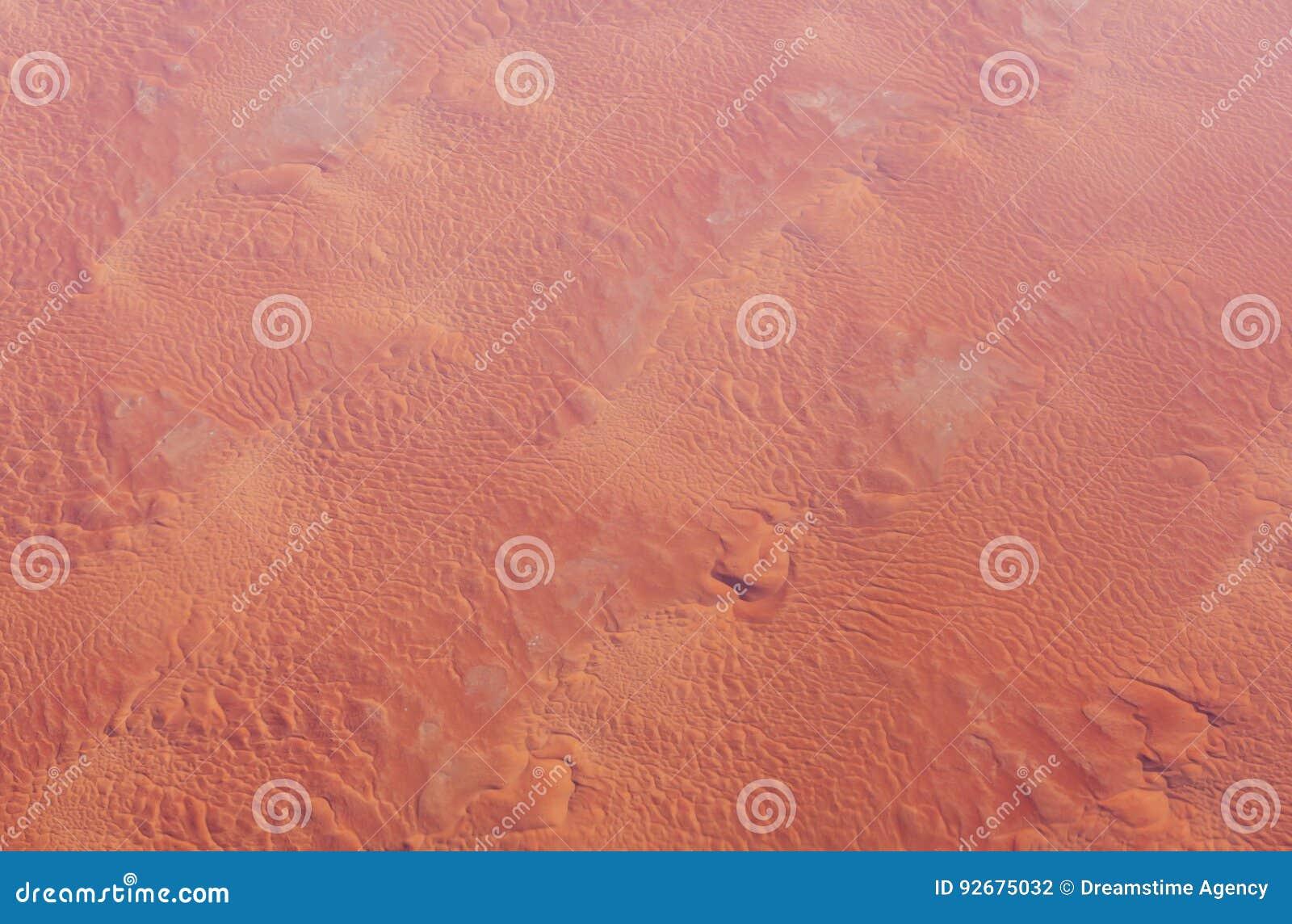 Desert coming
