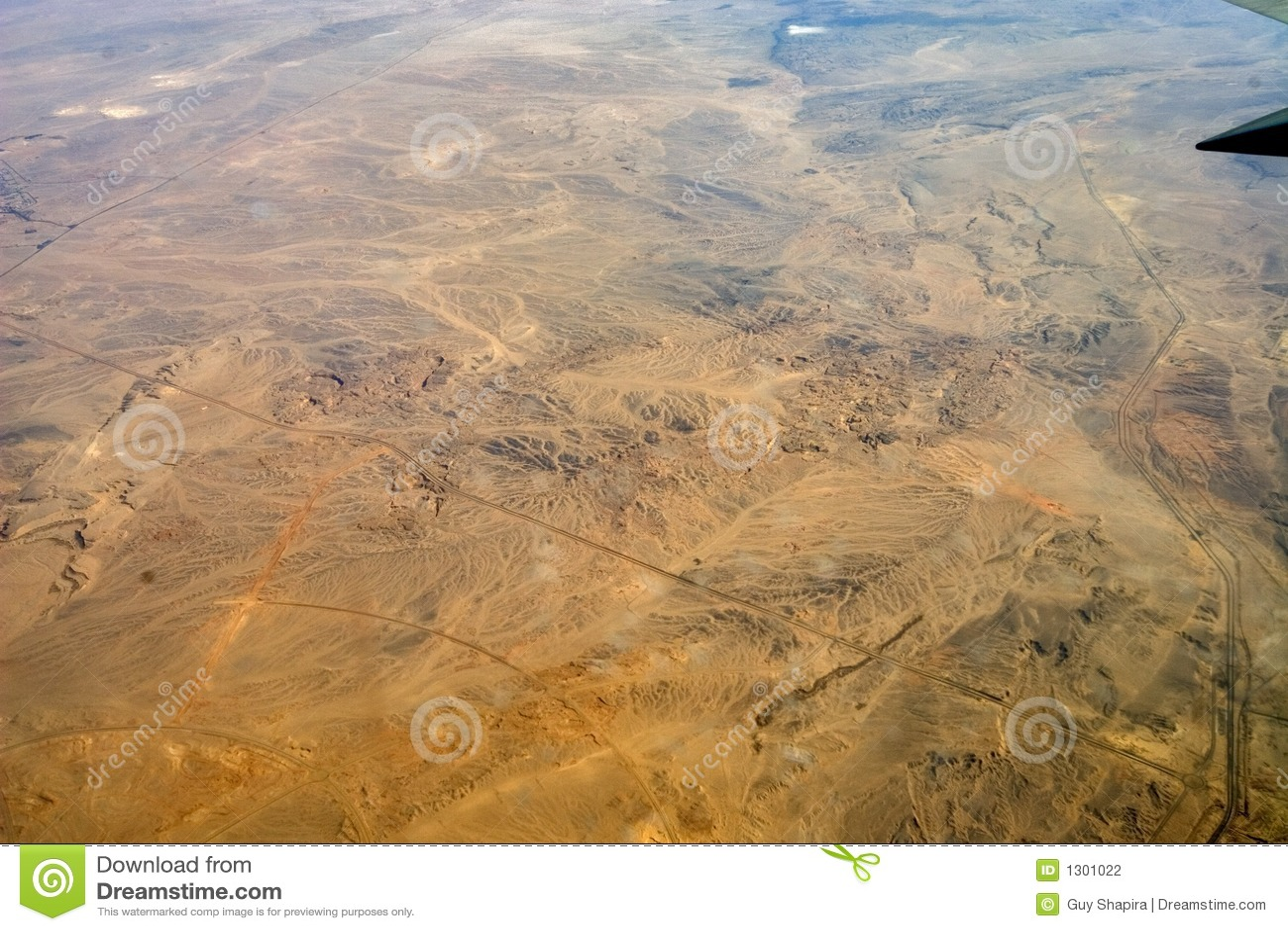 Desert, Egiped, sand, plane