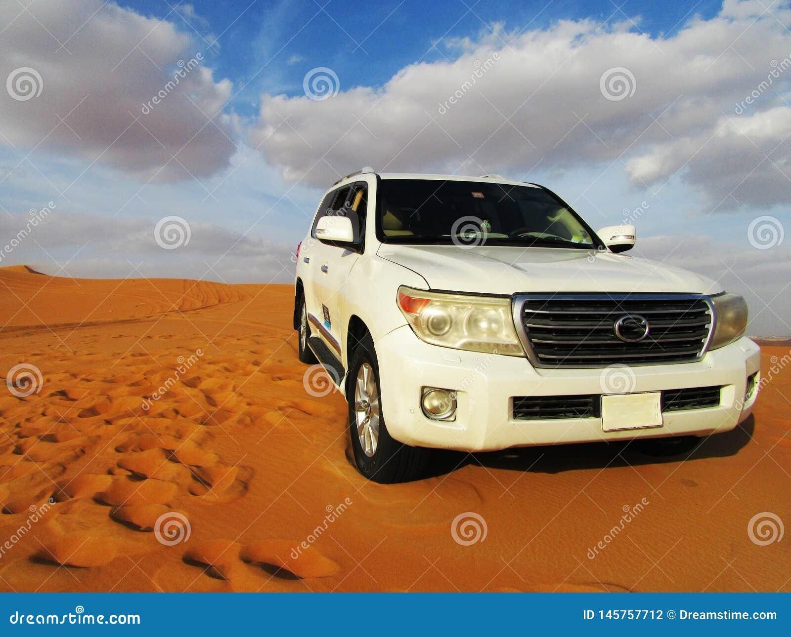 Desert Safari Dubai, United Arab Emirates