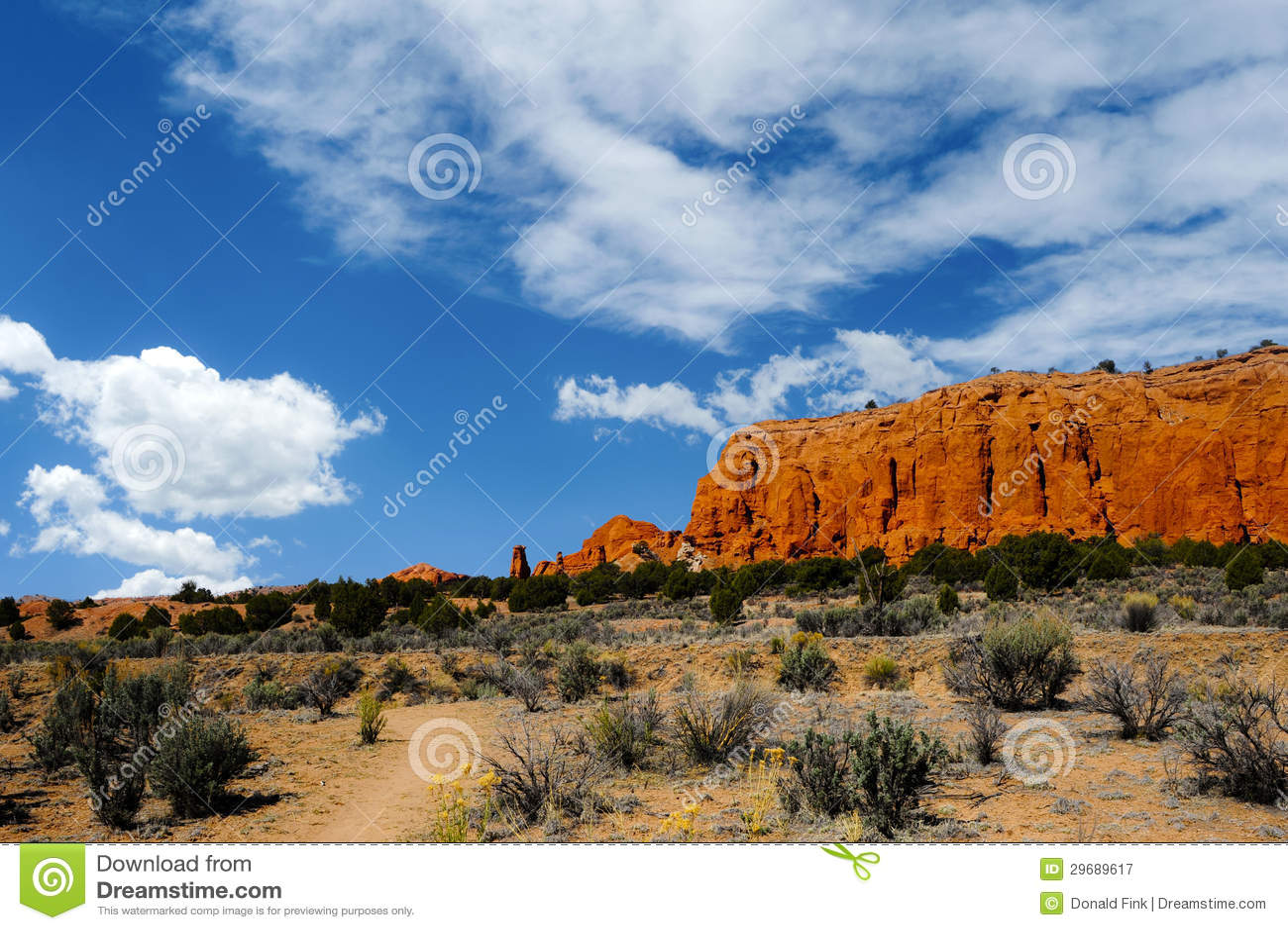 Desert Southwest Royalty Free Stock Photography Image