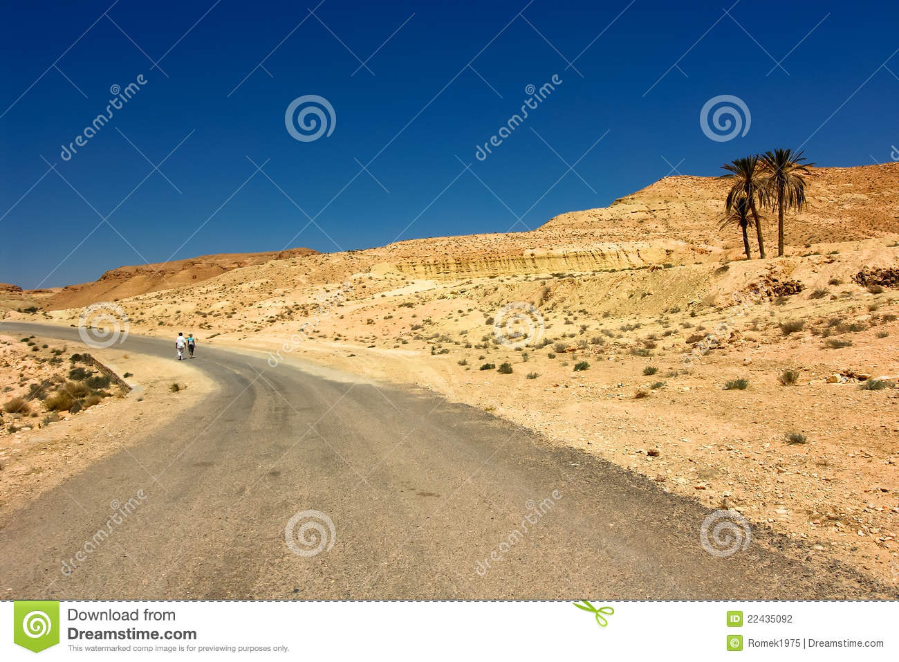 Image Desert Travelers In Tunisia Dreamstimecom Desert Travelers In Tunisia Stock Photo Image Of Empty Tourists