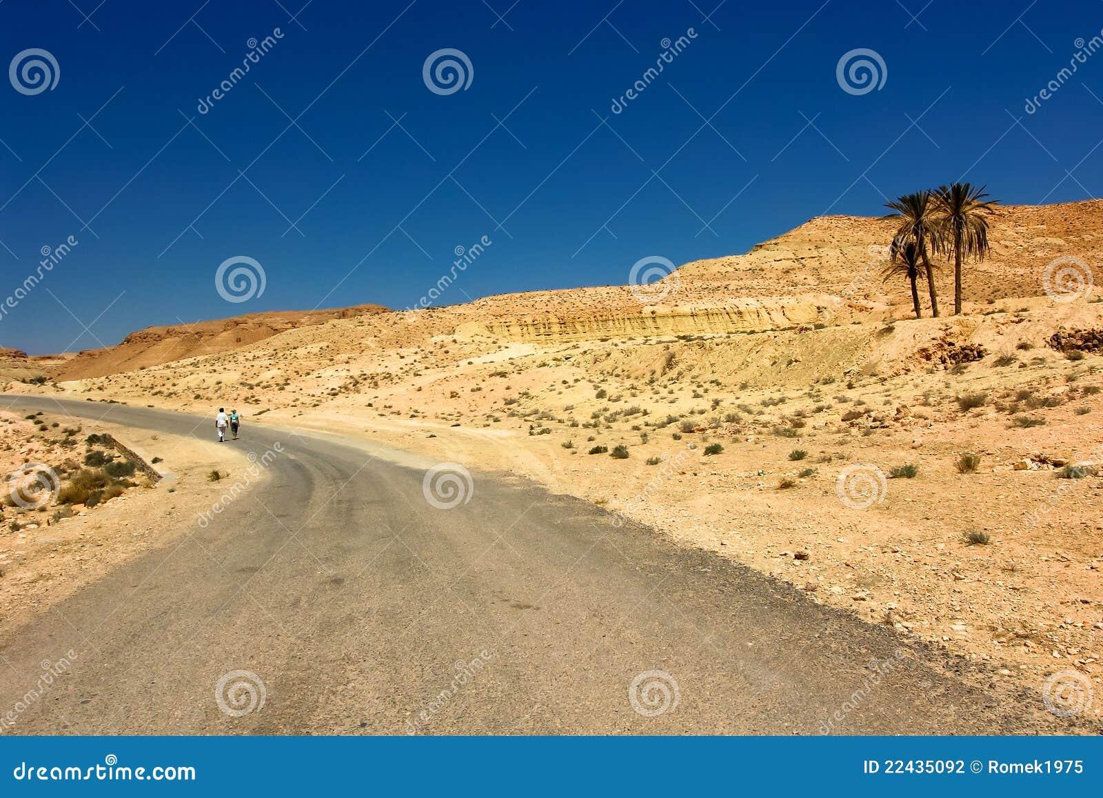 Image of: Image Desert Travelers In Tunisia Dreamstimecom Desert Travelers In Tunisia Stock Photo Image Of Empty Tourists