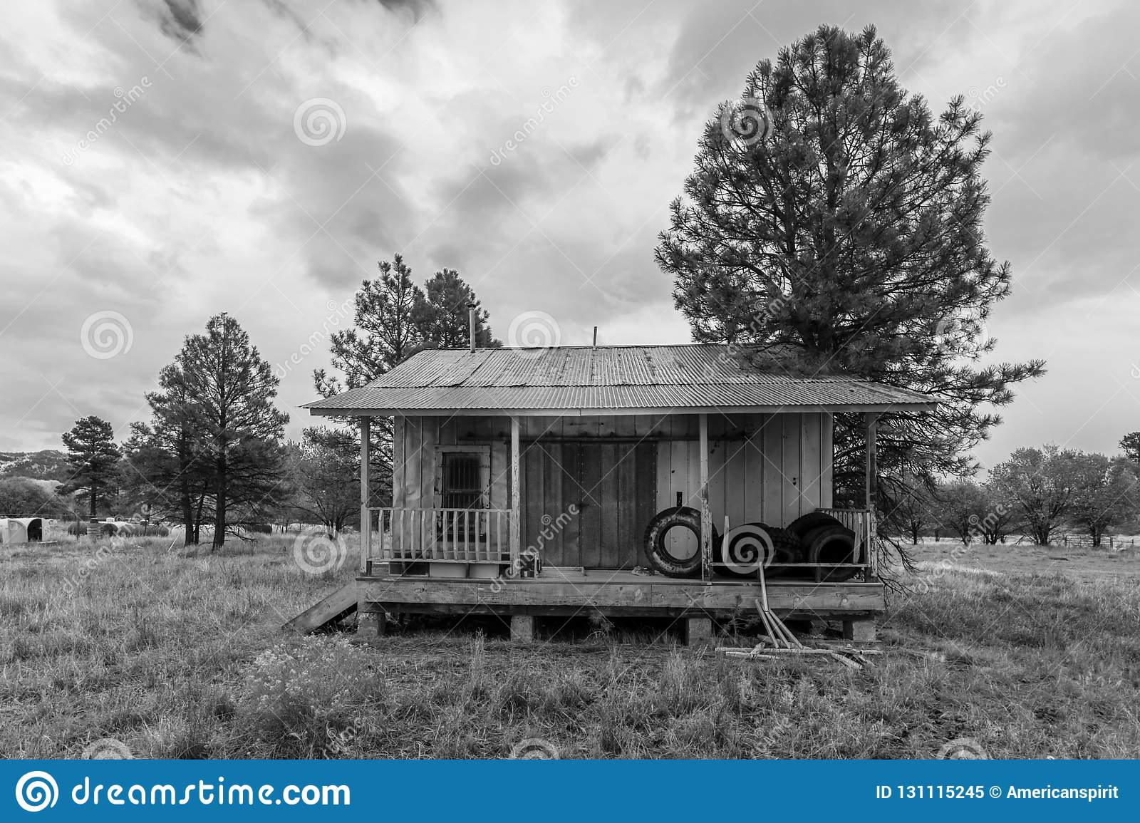 Deserted home, Chama New Mexico