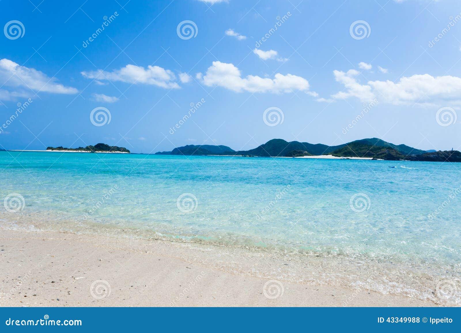Sunset Beach Water Park Okinawa