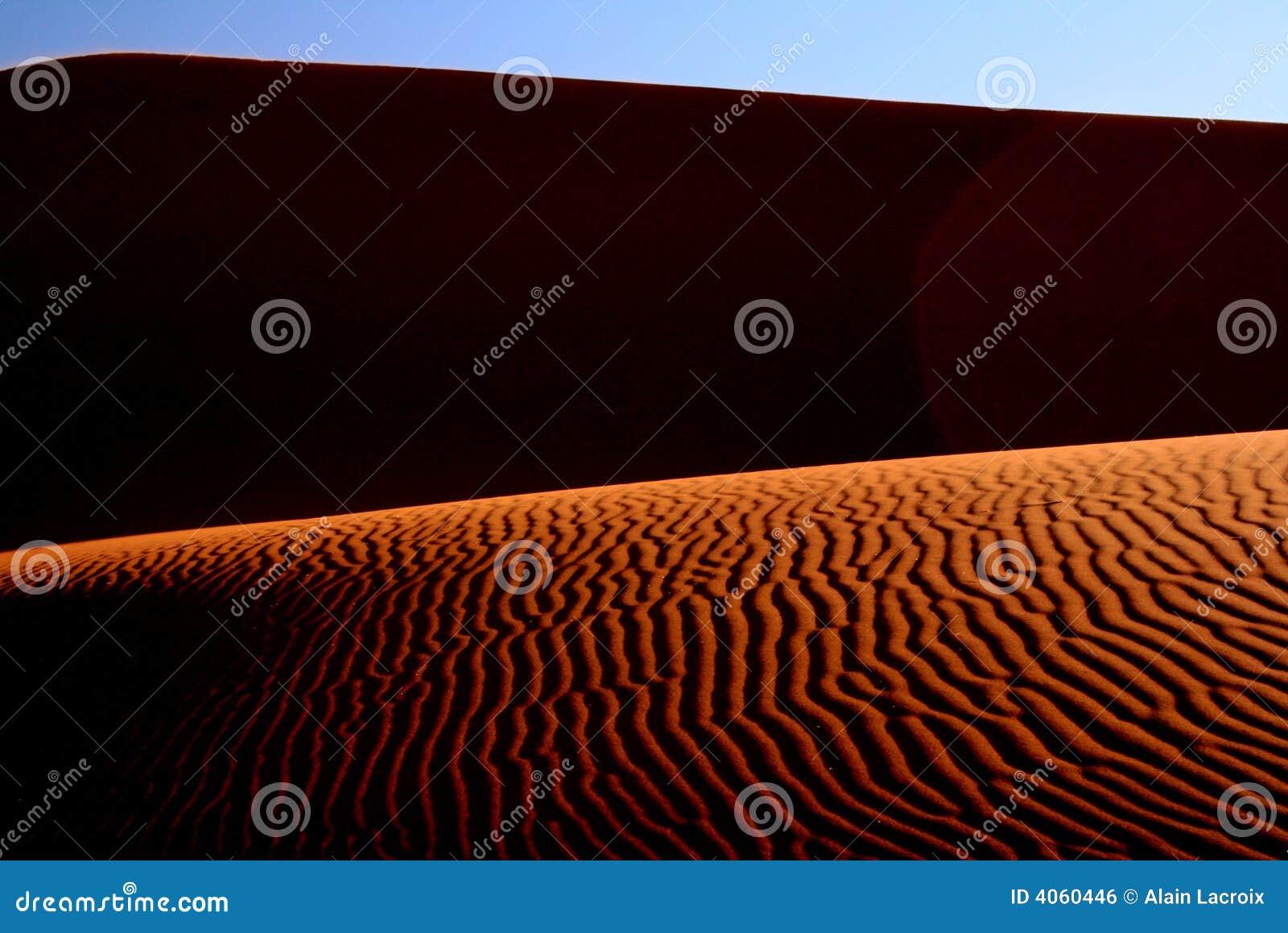 Deserto abstrato