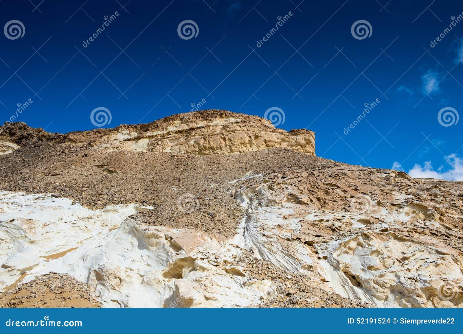 Deserto bianco occidentale, nell Egitto