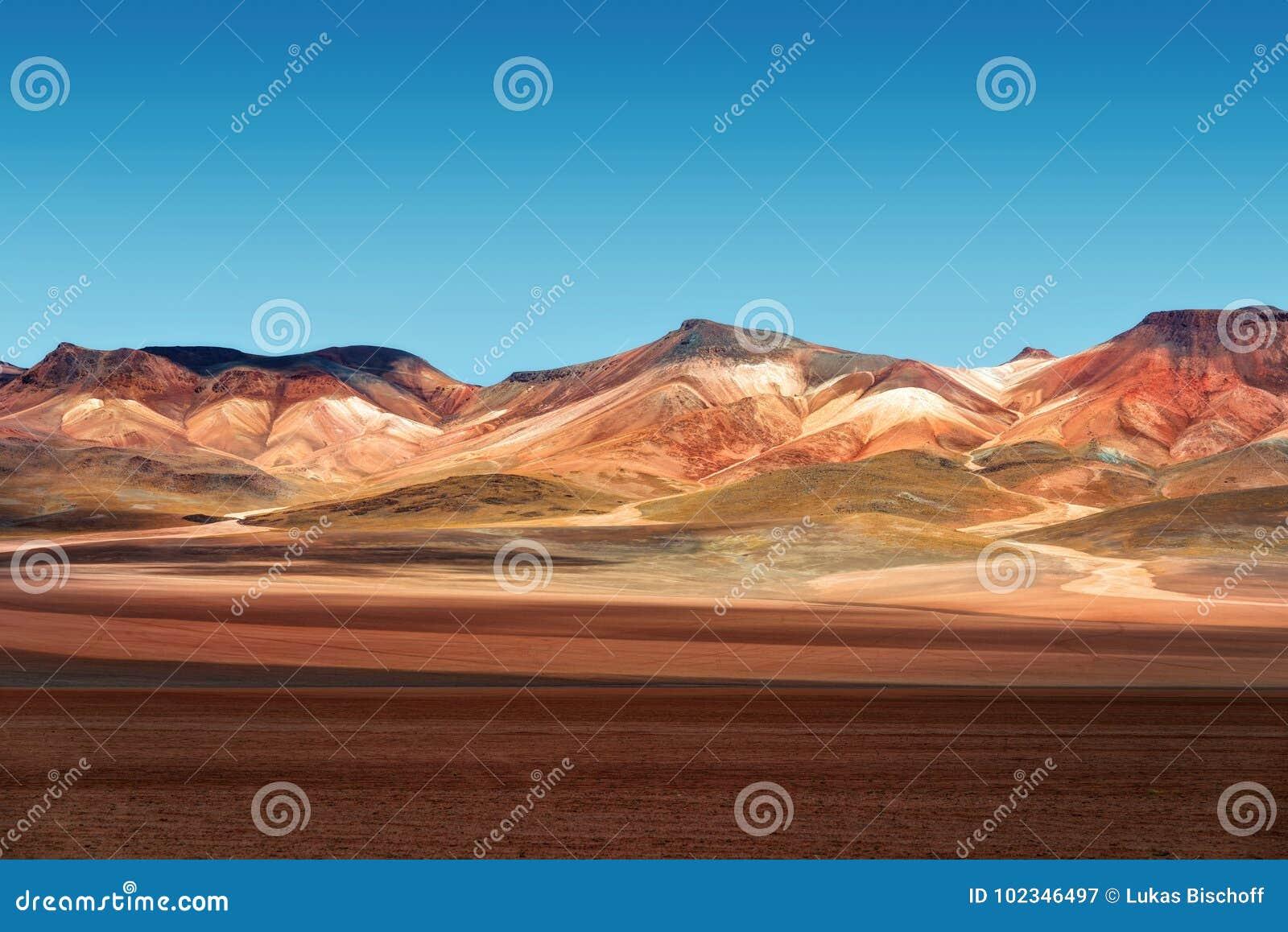 Deserto de Atacama Bolívia