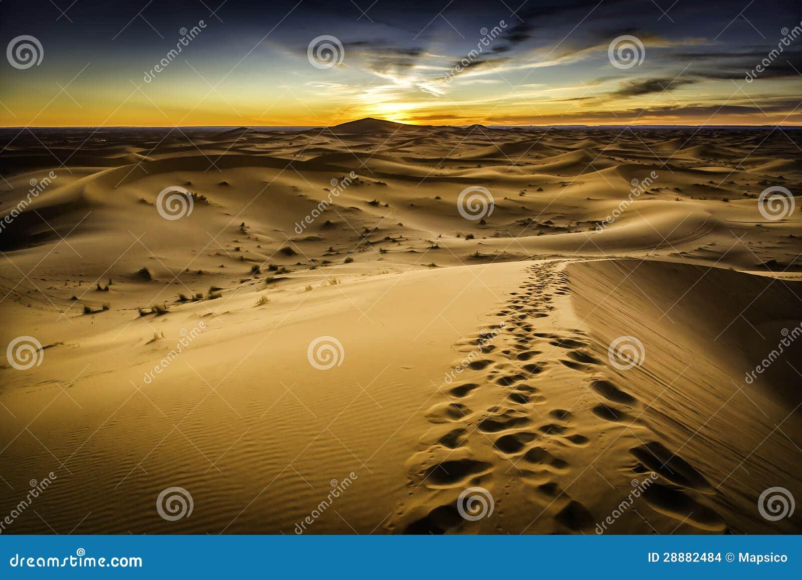 Deserto del Marocco