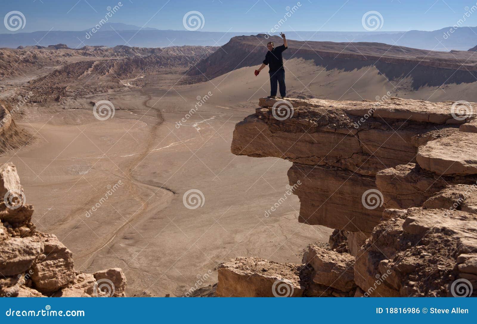 Deserto di Atacama nel Cile del Nord