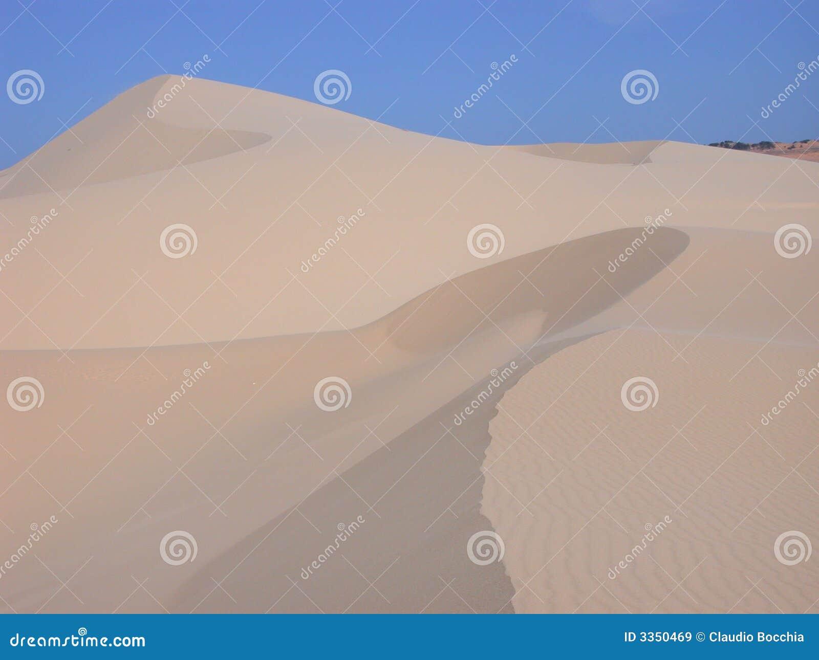 Deserto em Vietnam